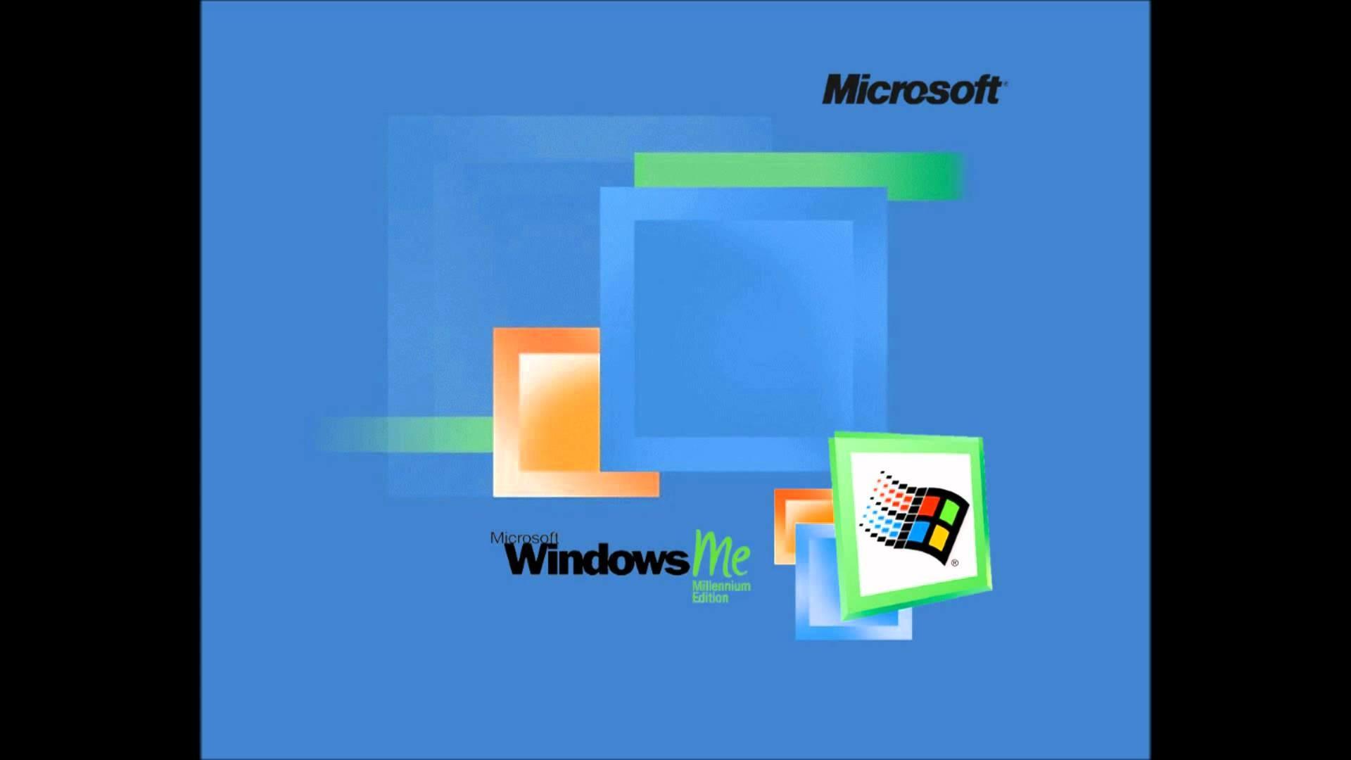 Windows ME Shutdown Sound