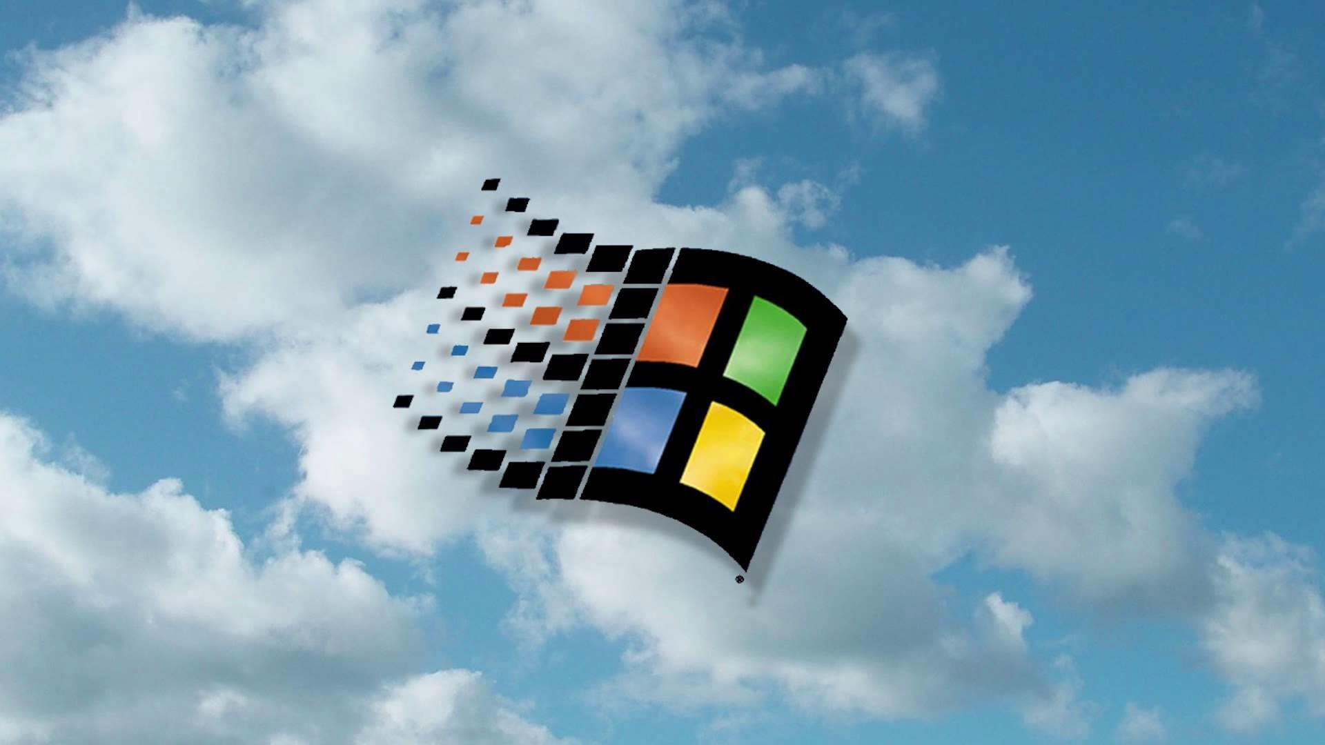 "Windows 95 ""Start Me Up"" Commercial 1080p Restored"