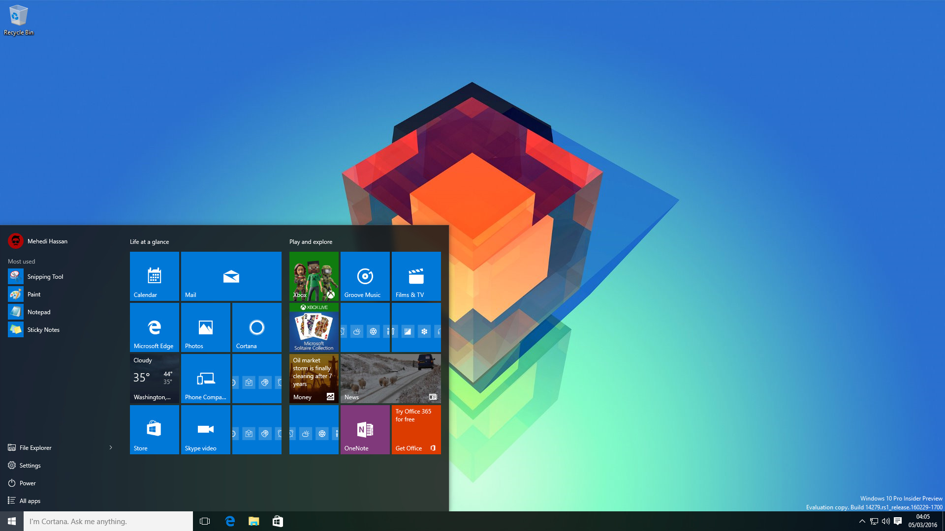 Last night, Microsoft released Windows 10 Build 14279 to Insiders in the  Fast Ring. Ahead of Build 2016, the folks over at Redmond are working hard  to add …