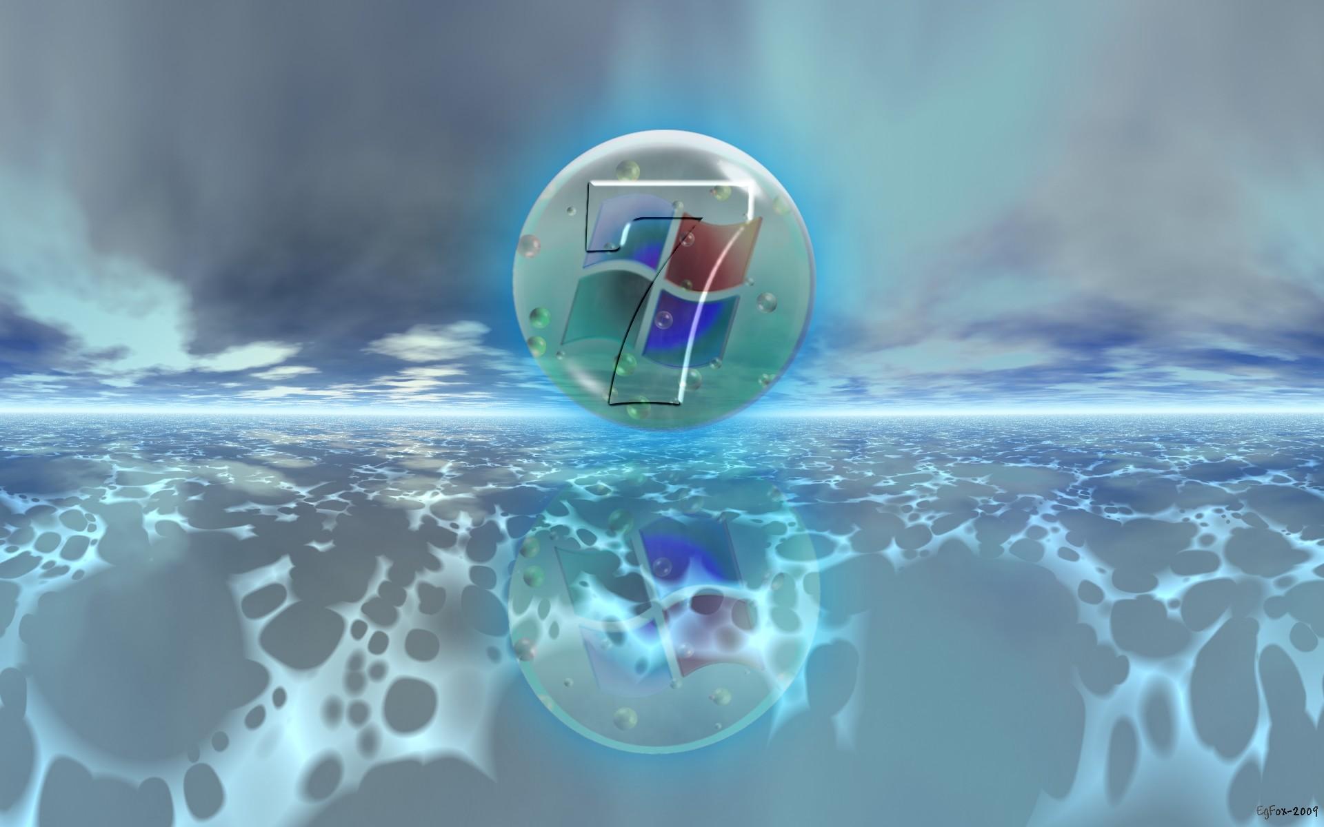 EgFox_Windows_Seven_Blue_by_Eg_Art · dbabcd4d36706fd7f09ed95c519a49c6