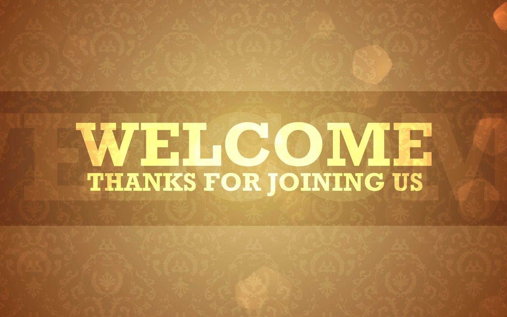… welcome wallpapers for desktop …