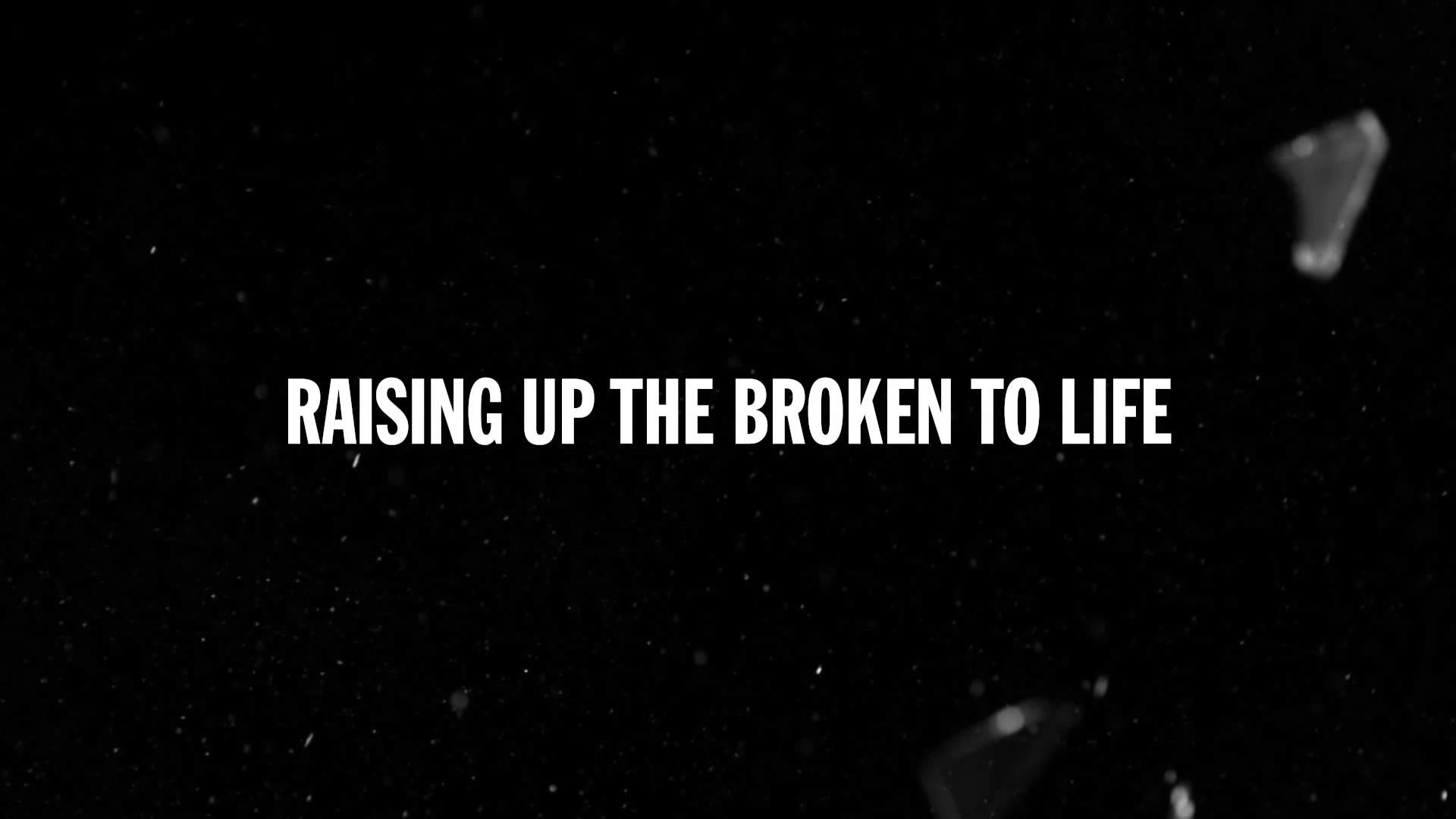 Broken Vessels (Amazing Grace) [Official Lyric Video] – Hillsong Worship  Maybe for right before eater?