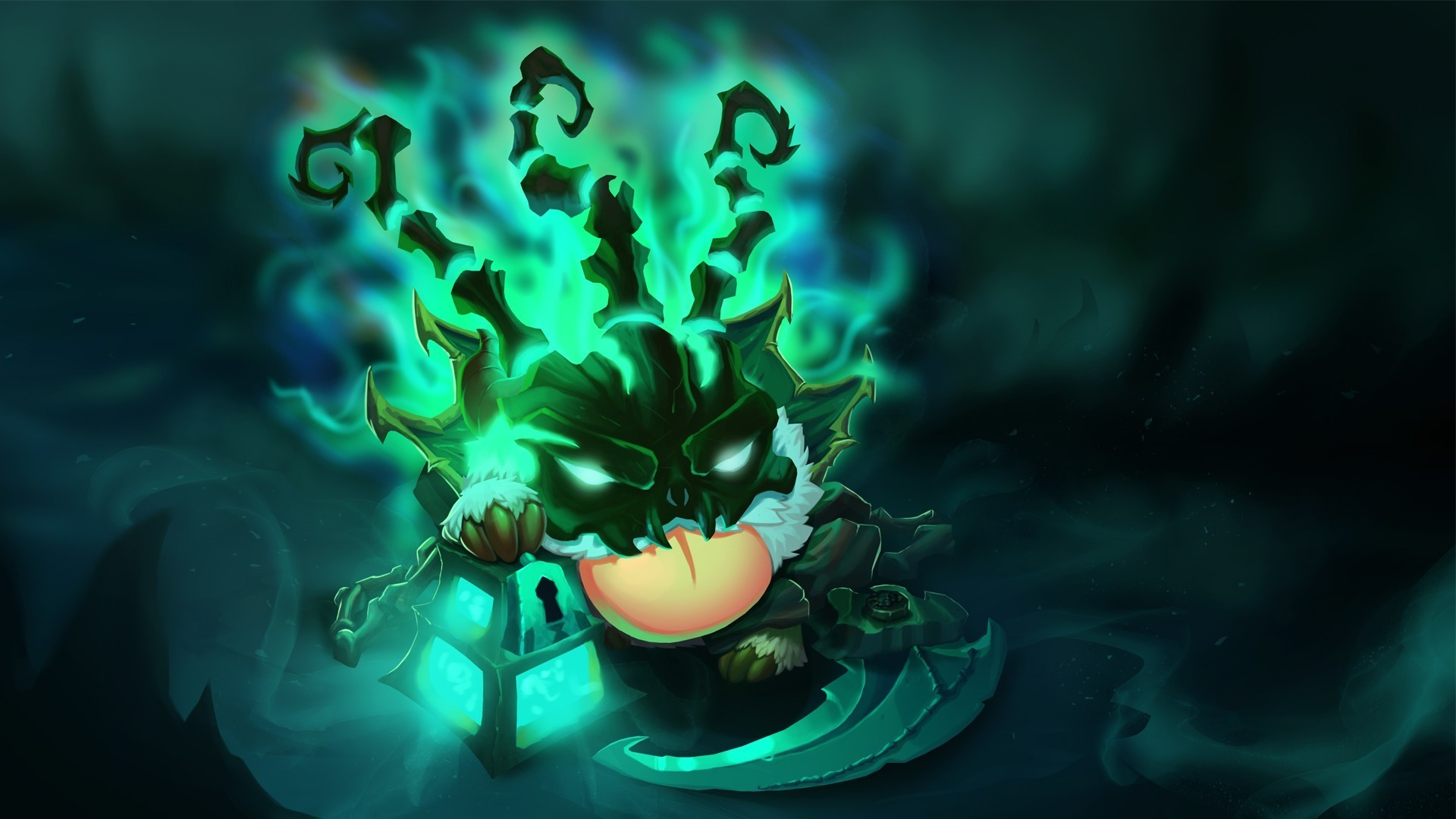 League Of Legends, Poro, Thresh Wallpapers HD / Desktop and Mobile  Backgrounds