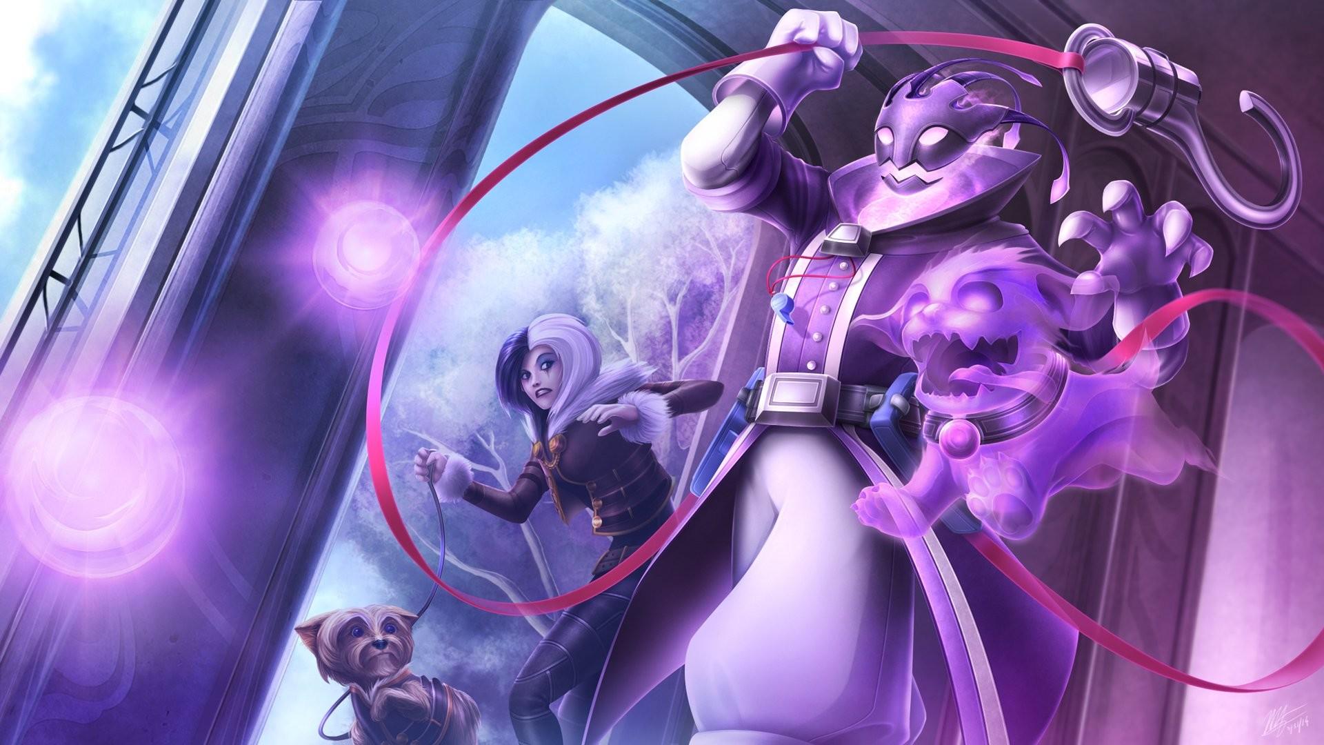 Video Game – League Of Legends Thresh (League Of Legends) Wallpaper