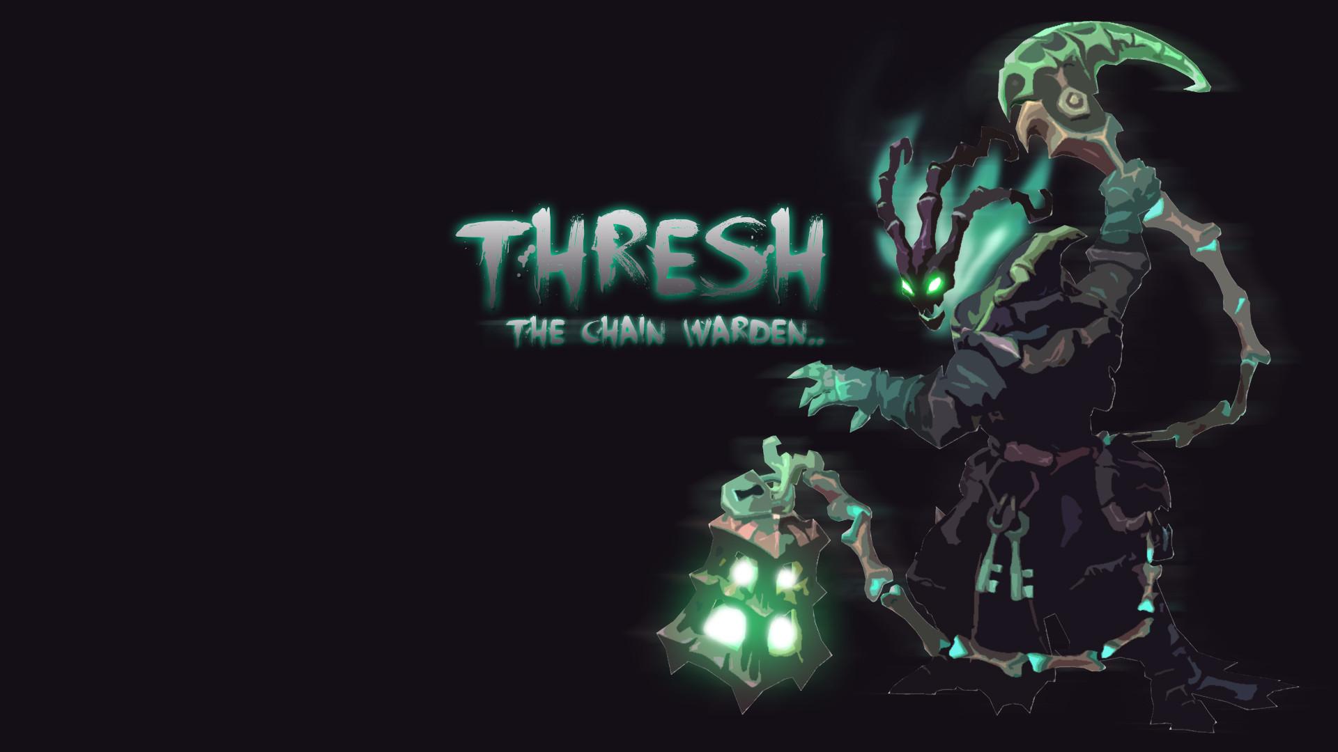 Thresh done: …
