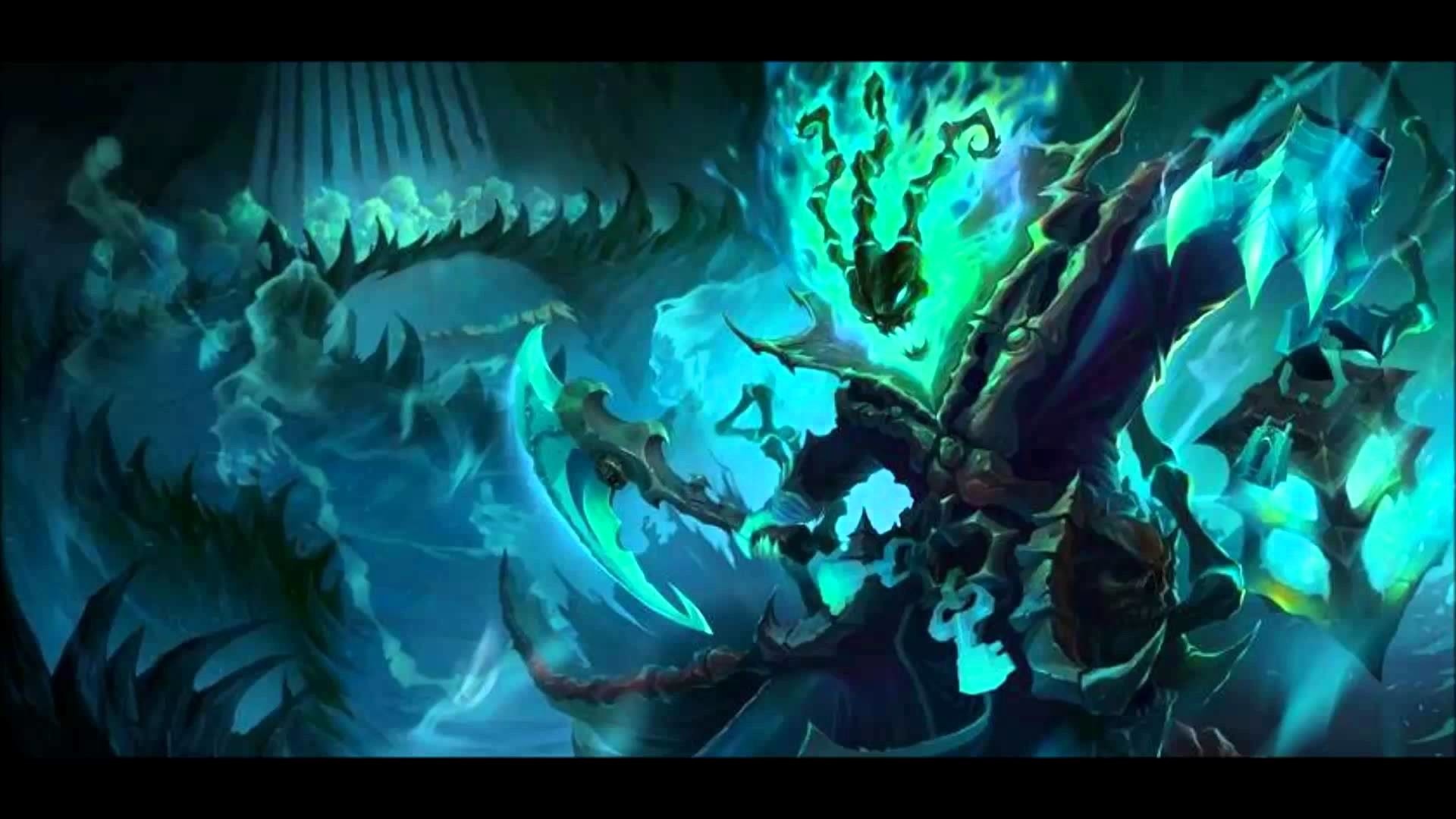 Login League Of Legends | Thresh