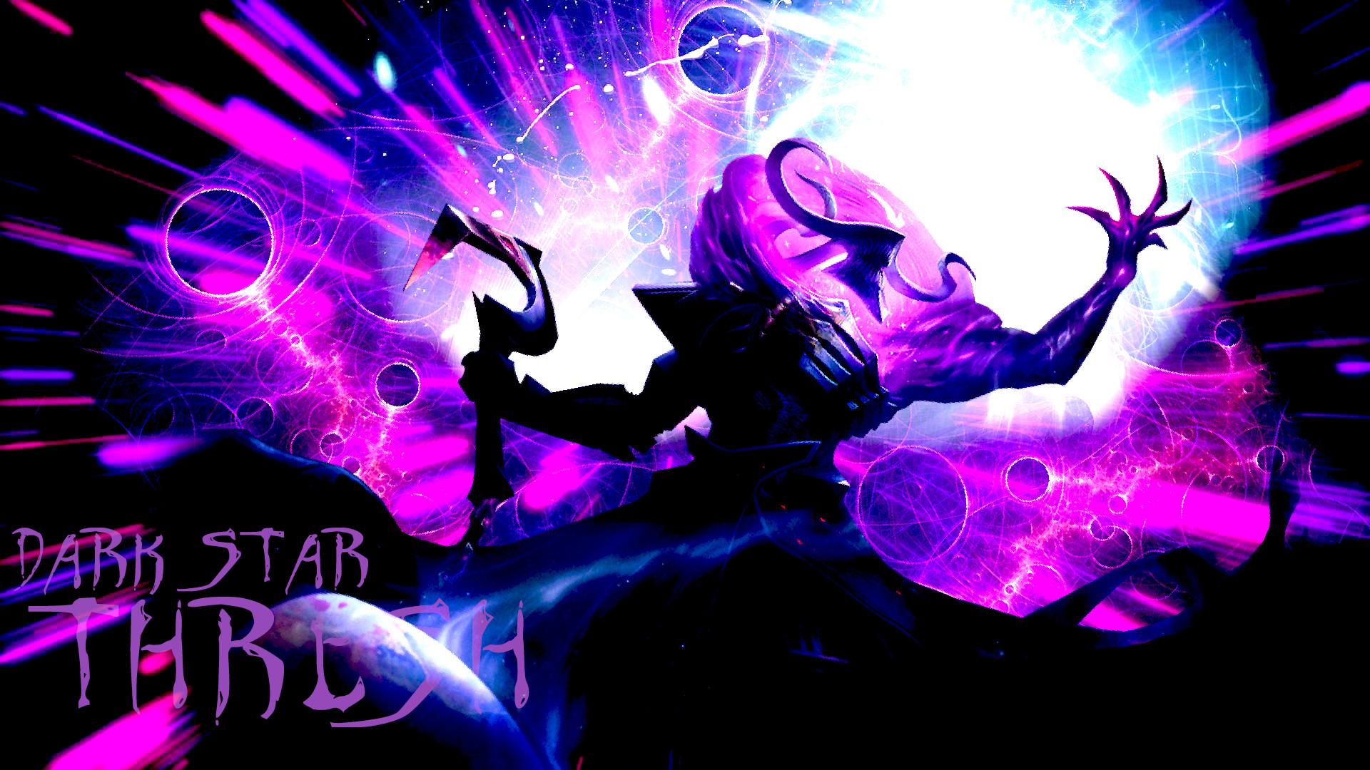 By Leoelmaximo by Leoelmaximo23 Dark Star Thresh Wallpaper! By Leoelmaximo  by Leoelmaximo23