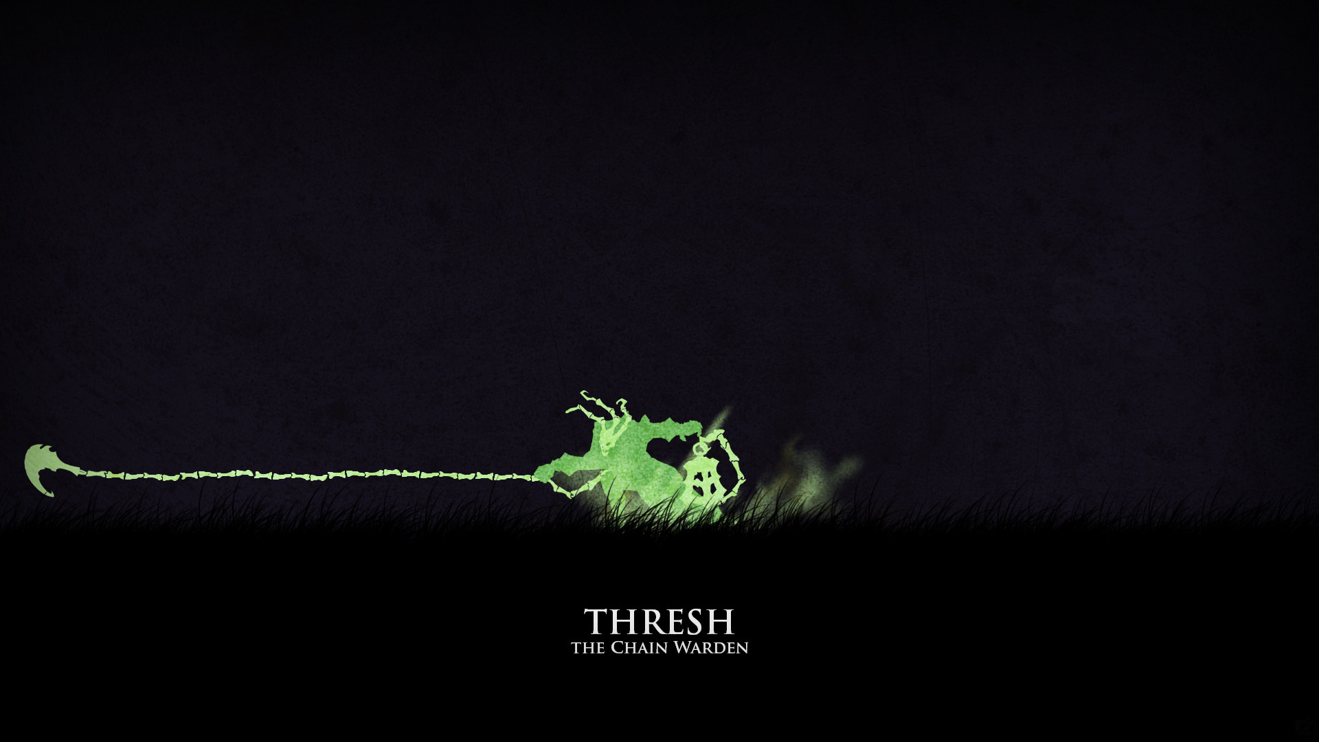 … dizap001 Thresh, the Chain Warden by dizap001