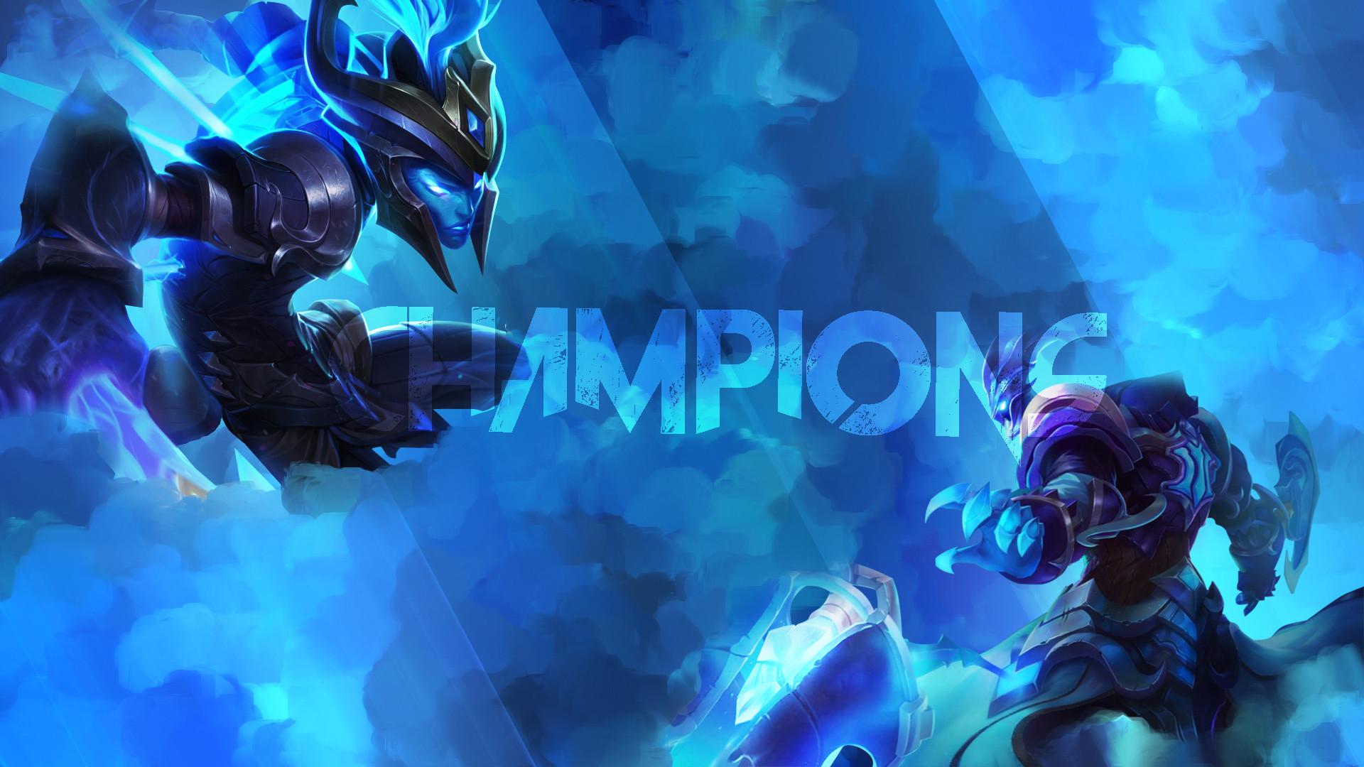 Championship Thresh & Kalista by Platna (2) HD Wallpaper Fan Art Artwork  League of