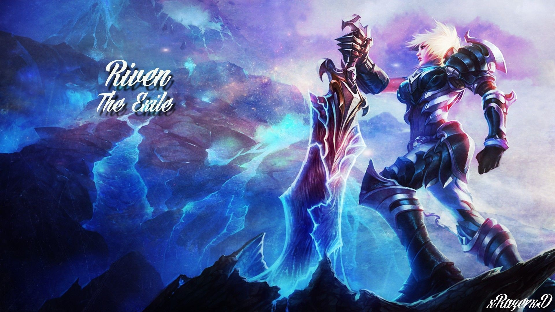 102 Riven (League Of Legends) HD Wallpapers
