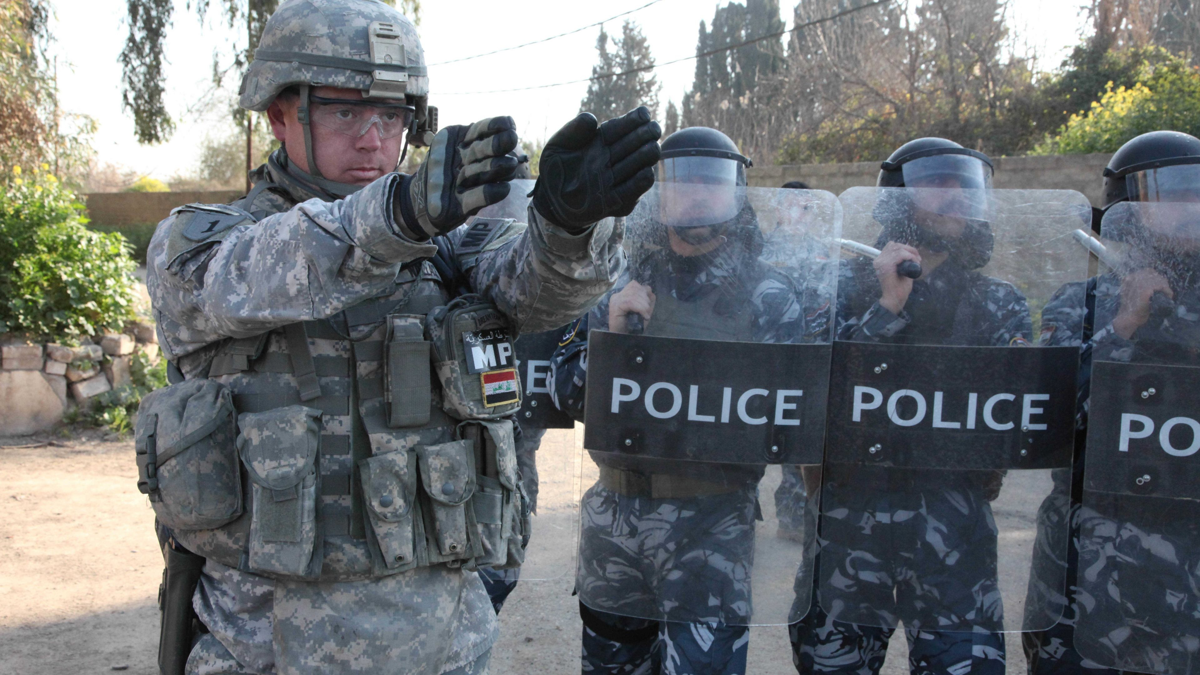 us army police wallpaper