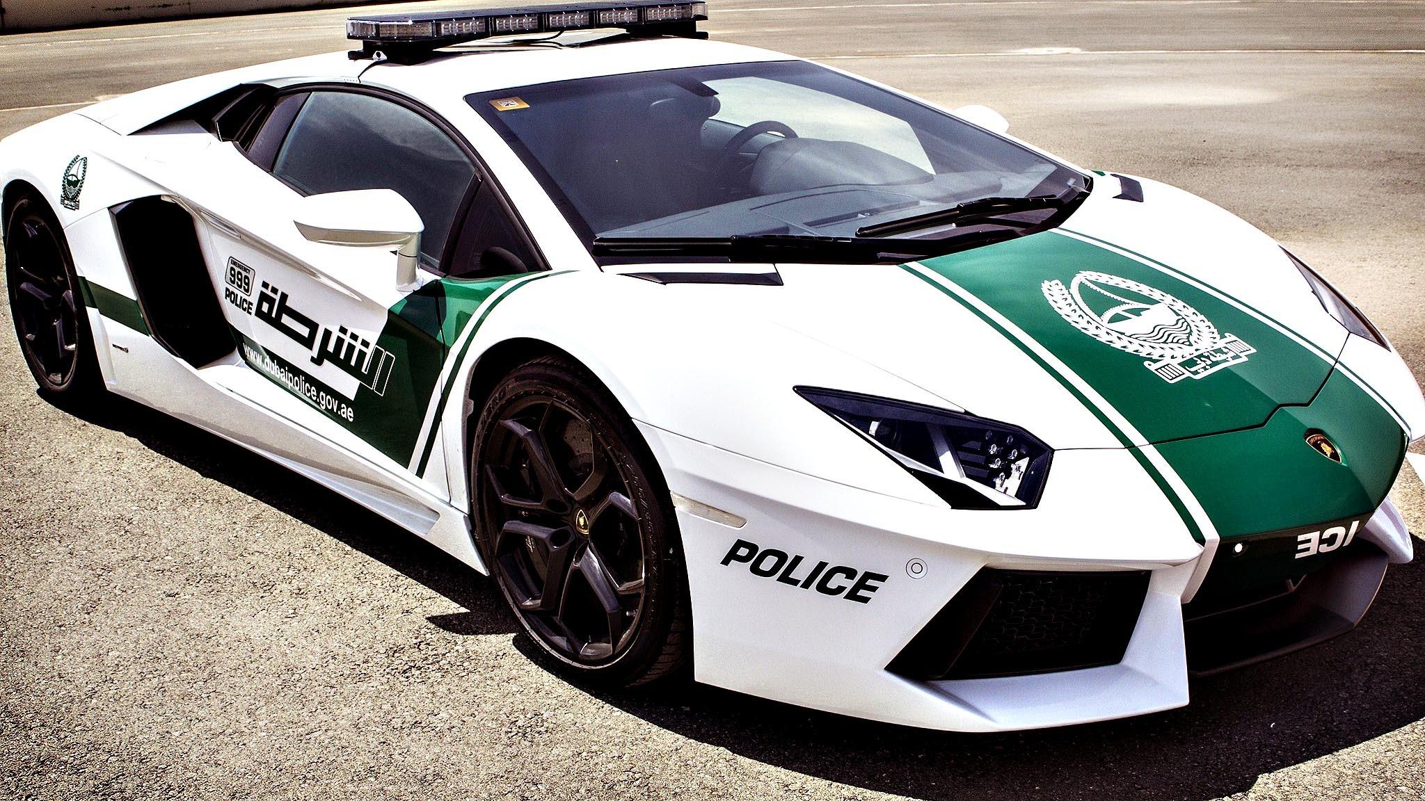 Vehicles – Uae Dubai Police Lamborghini Lamborghini Police Wallpaper