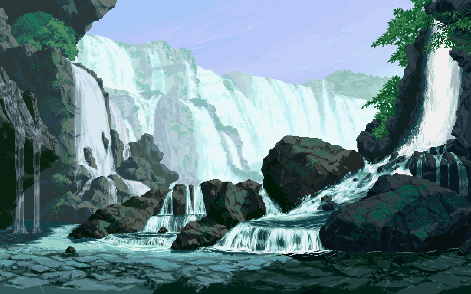 Animation · Pixel Art Wallpapers …
