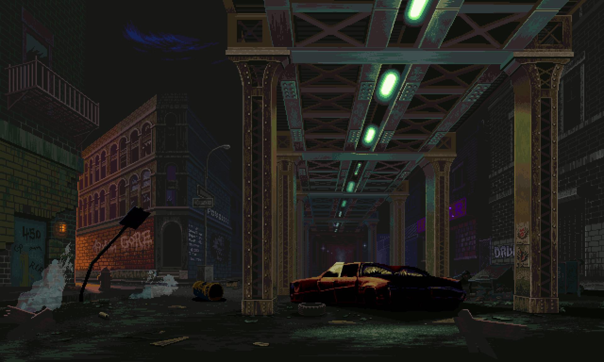 PffZV18.gif (1920×1152) | Cyberpunk | Pinterest | Cyberpunk and Pixel art  background
