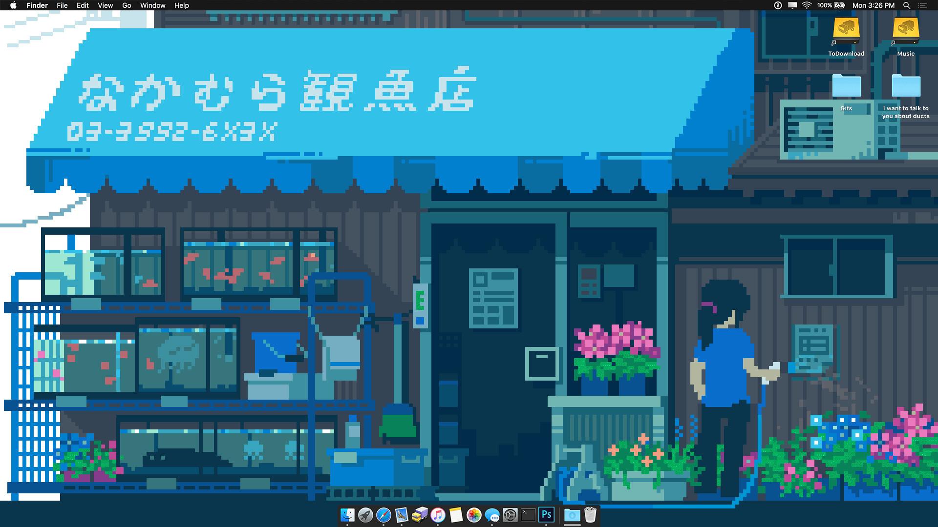66 Animated Pixel