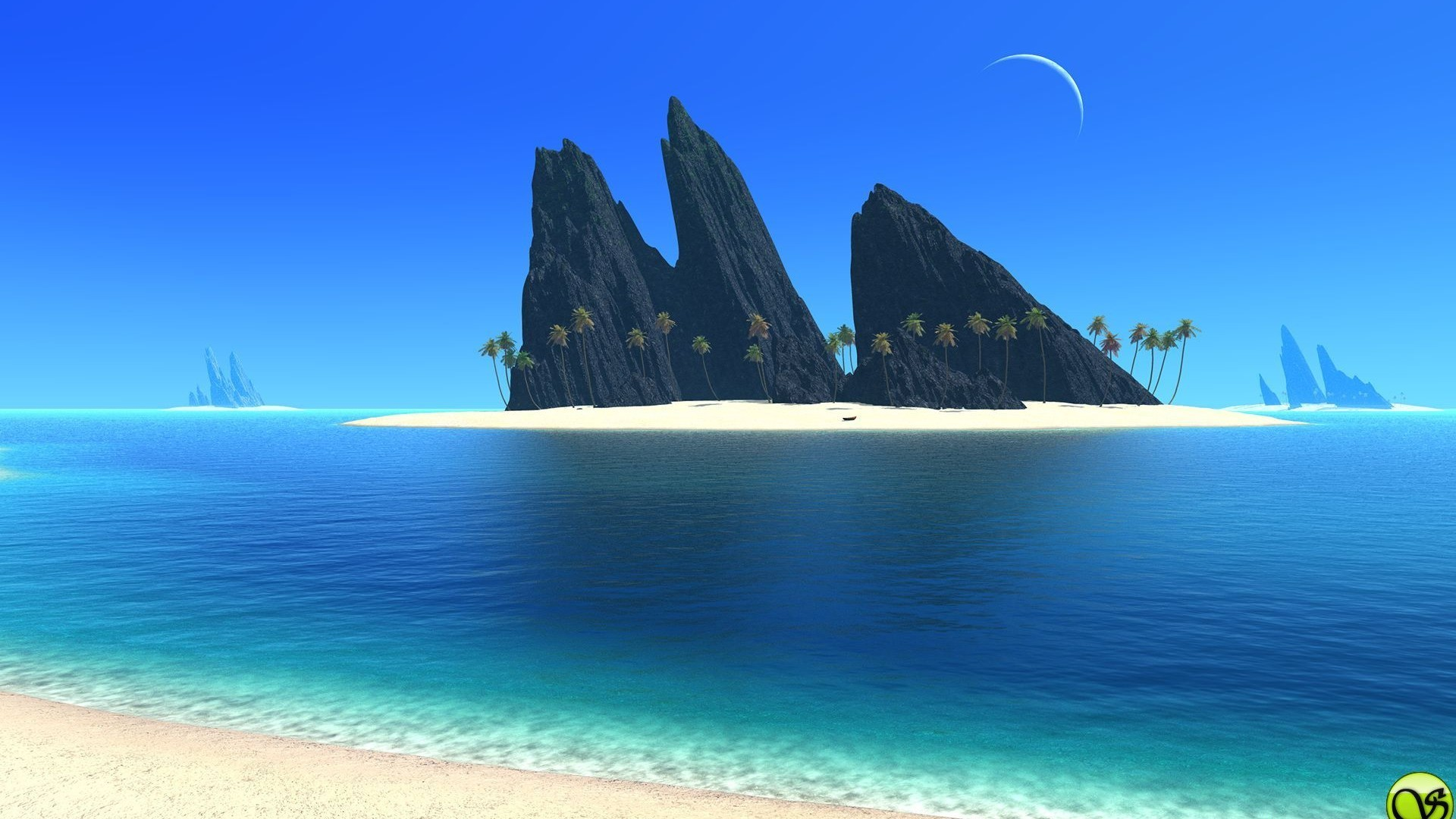 Sea Mountains Pictures