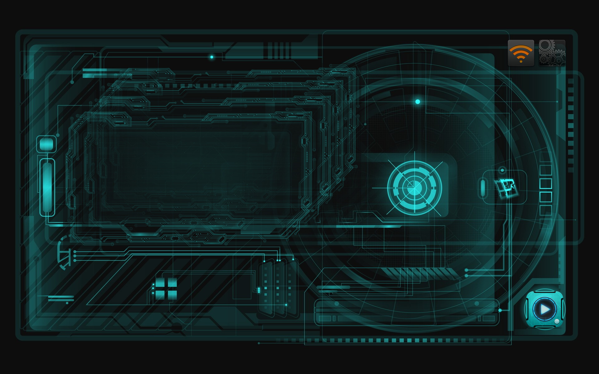 Iron Man Jarvis Wallpaper Android images | Design – Futuristic | Pinterest  | Wallpapers android