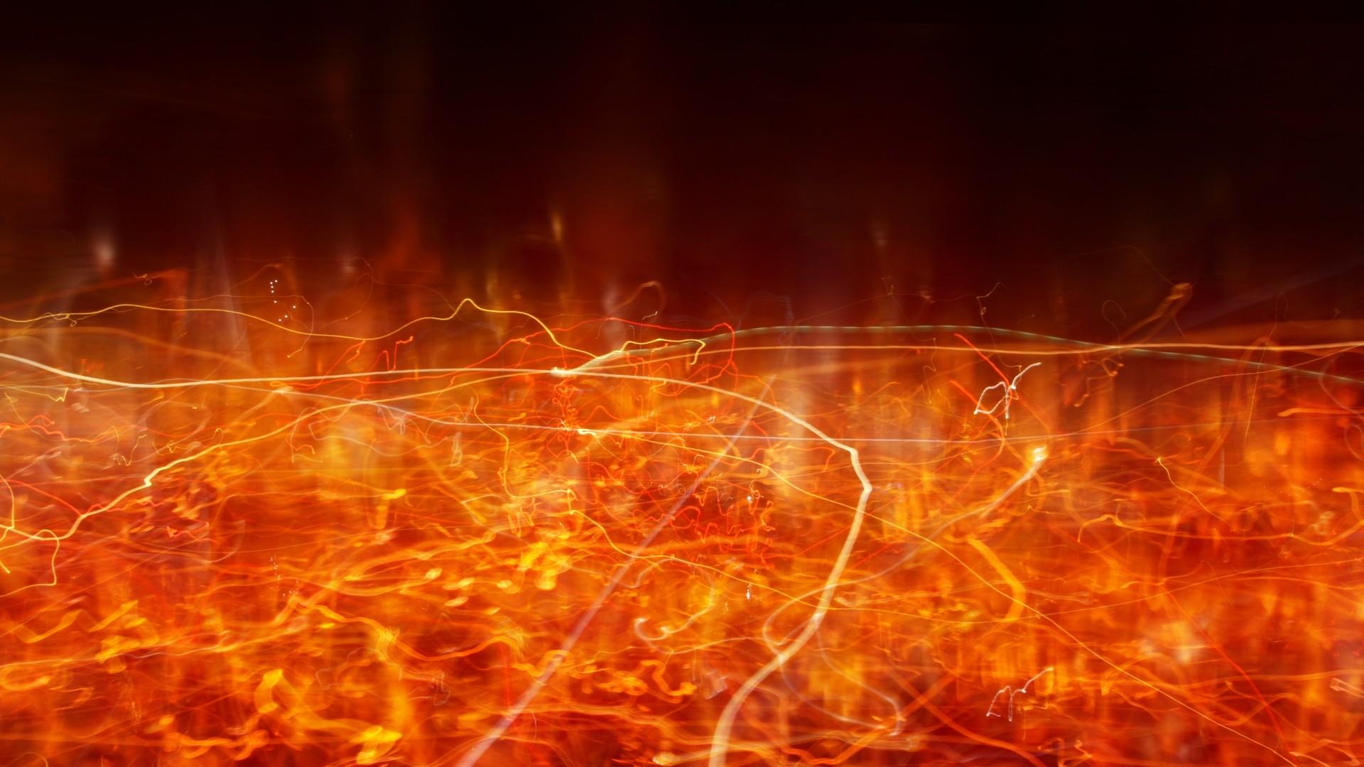 Wallpaper surface, fire, background, dark