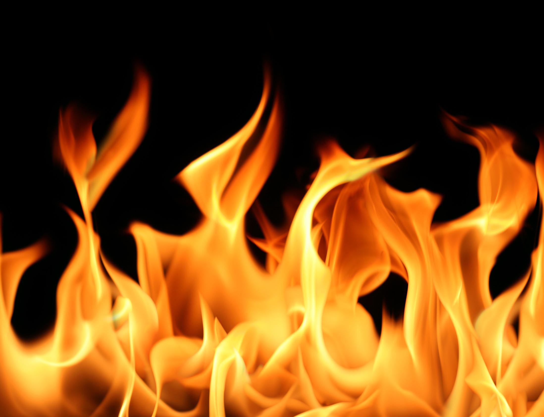 Burning Fire Wallpaper