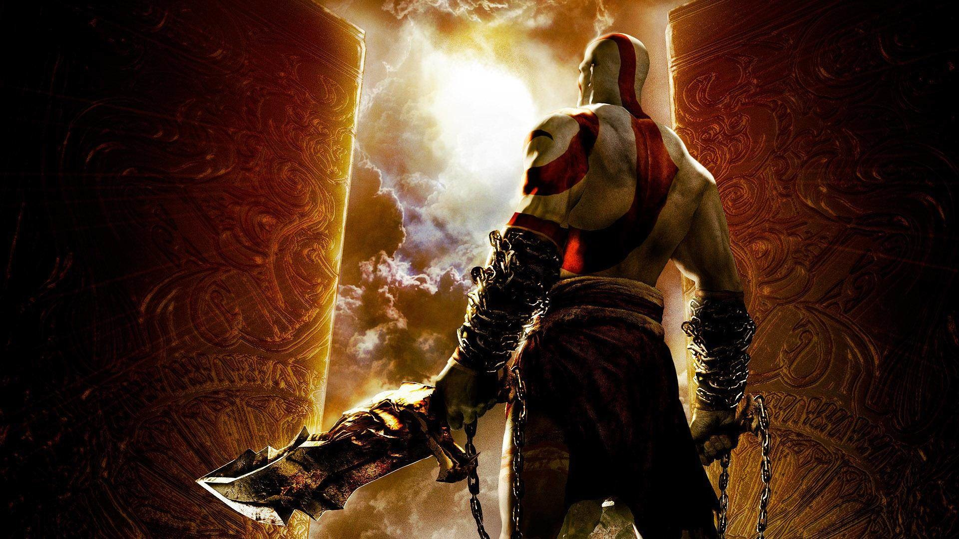 of Games God War Kratos god of war Kratos HD Wallpapers, Desktop 1920×1080