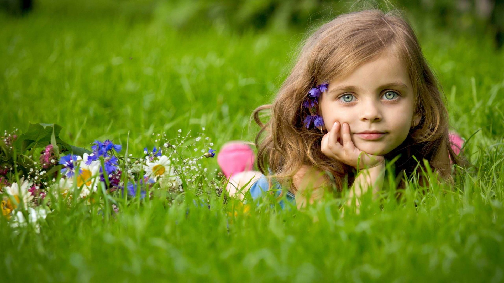 Baby Girl Cute Pictures – Wallpapers PC Free Download