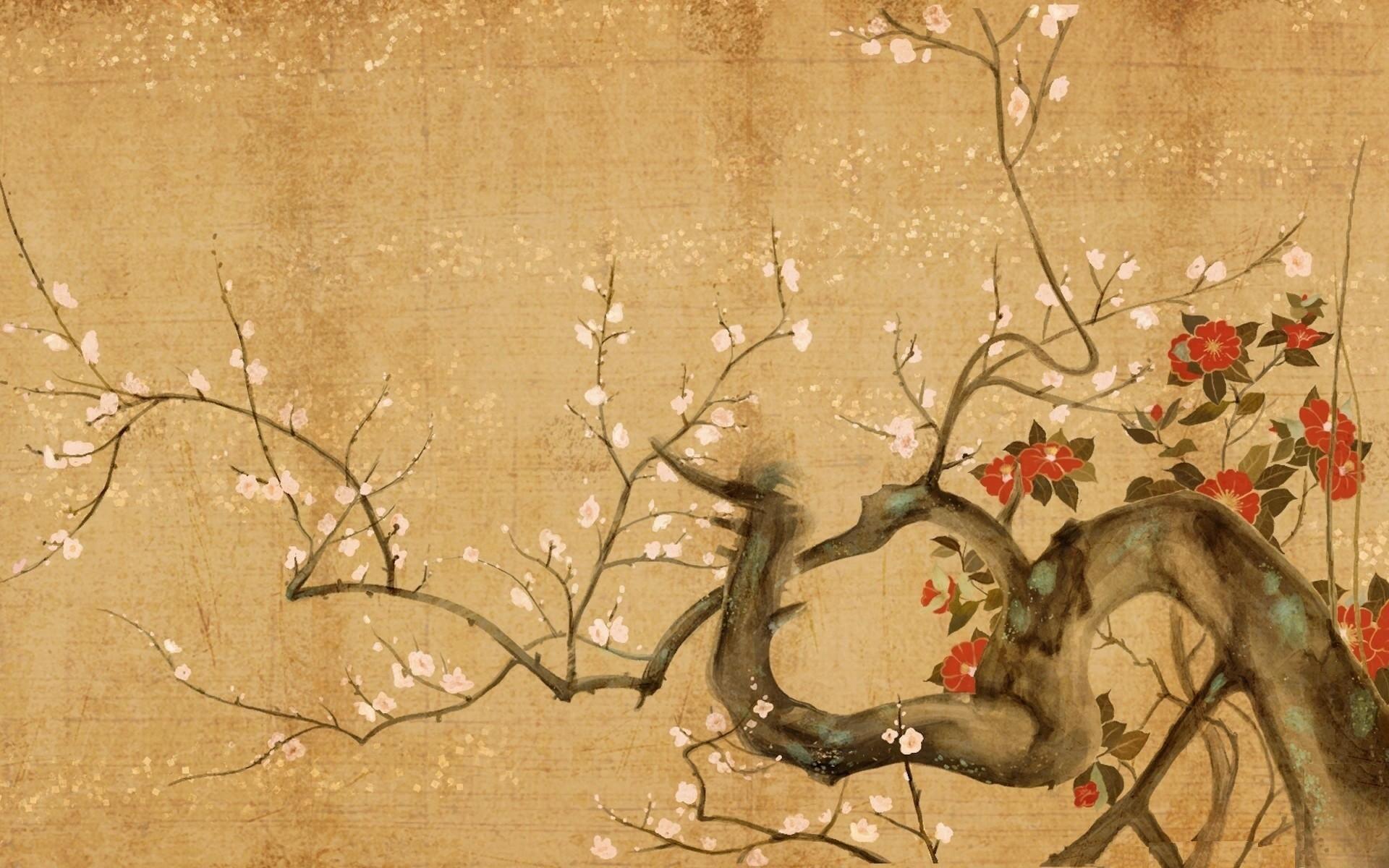 vintage wallpaper japanese. Â«Â«