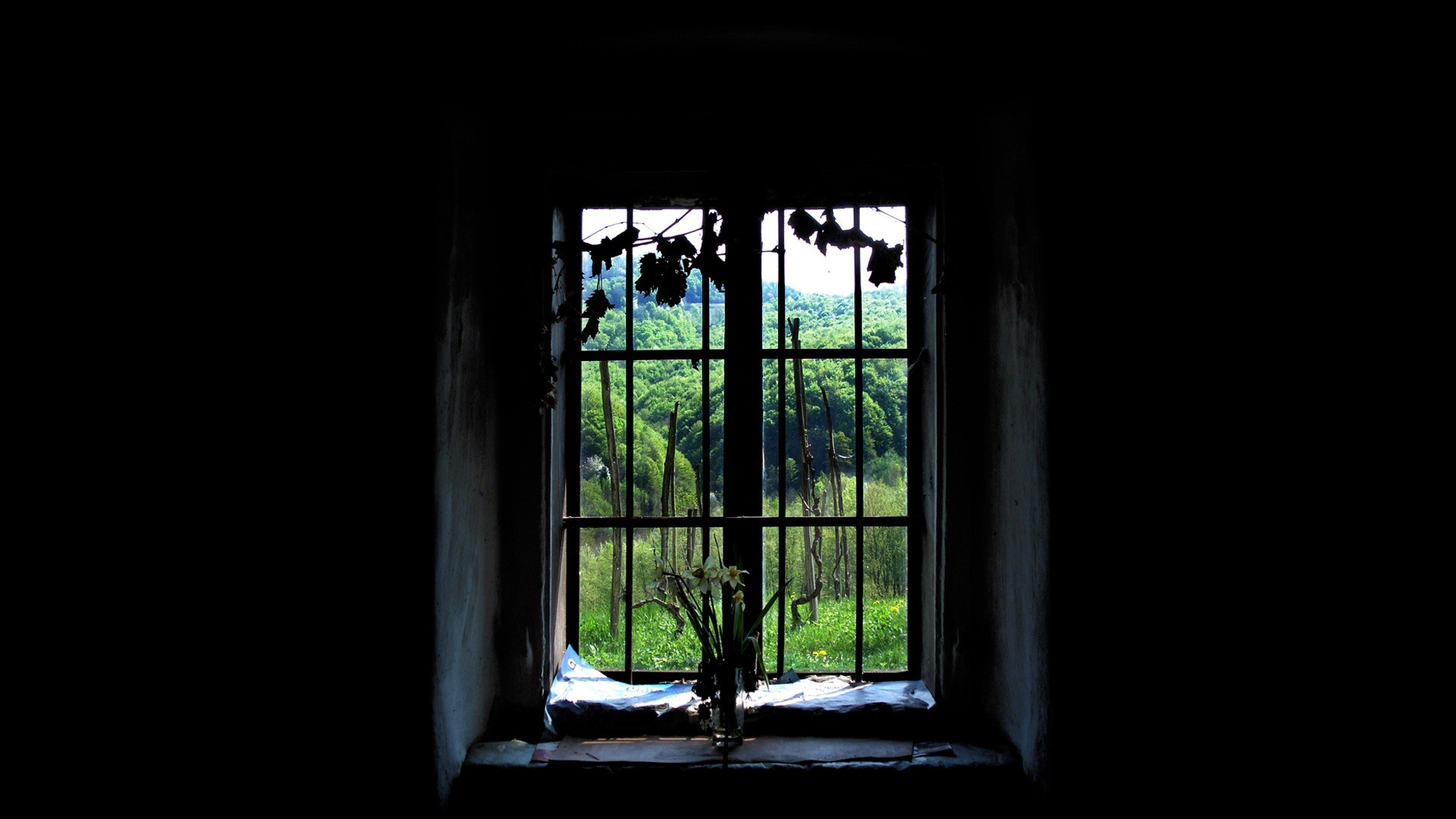 Old Window Wallpaper Other Nature Wallpapers