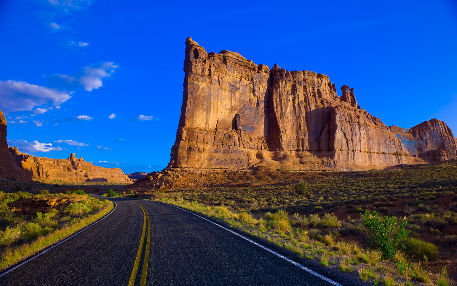 Windows 7 Desktop Backgrounds, Theme: American Road Trip
