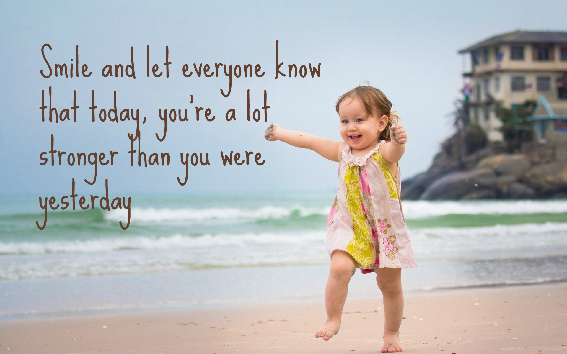 … Picture Cute Happy Girl Images With Quote Cute Baby Smile Quotes Cute  Happy Girl Baby Smile …