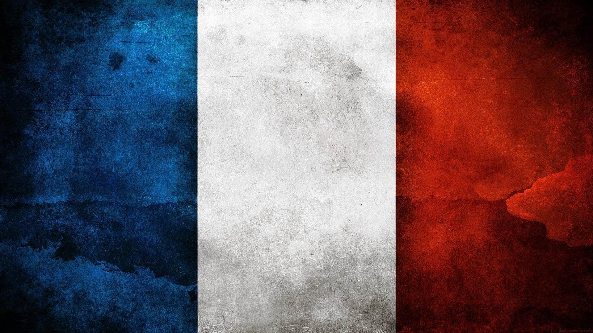 Misc – Flag Of France Red White Blue Flag Wallpaper