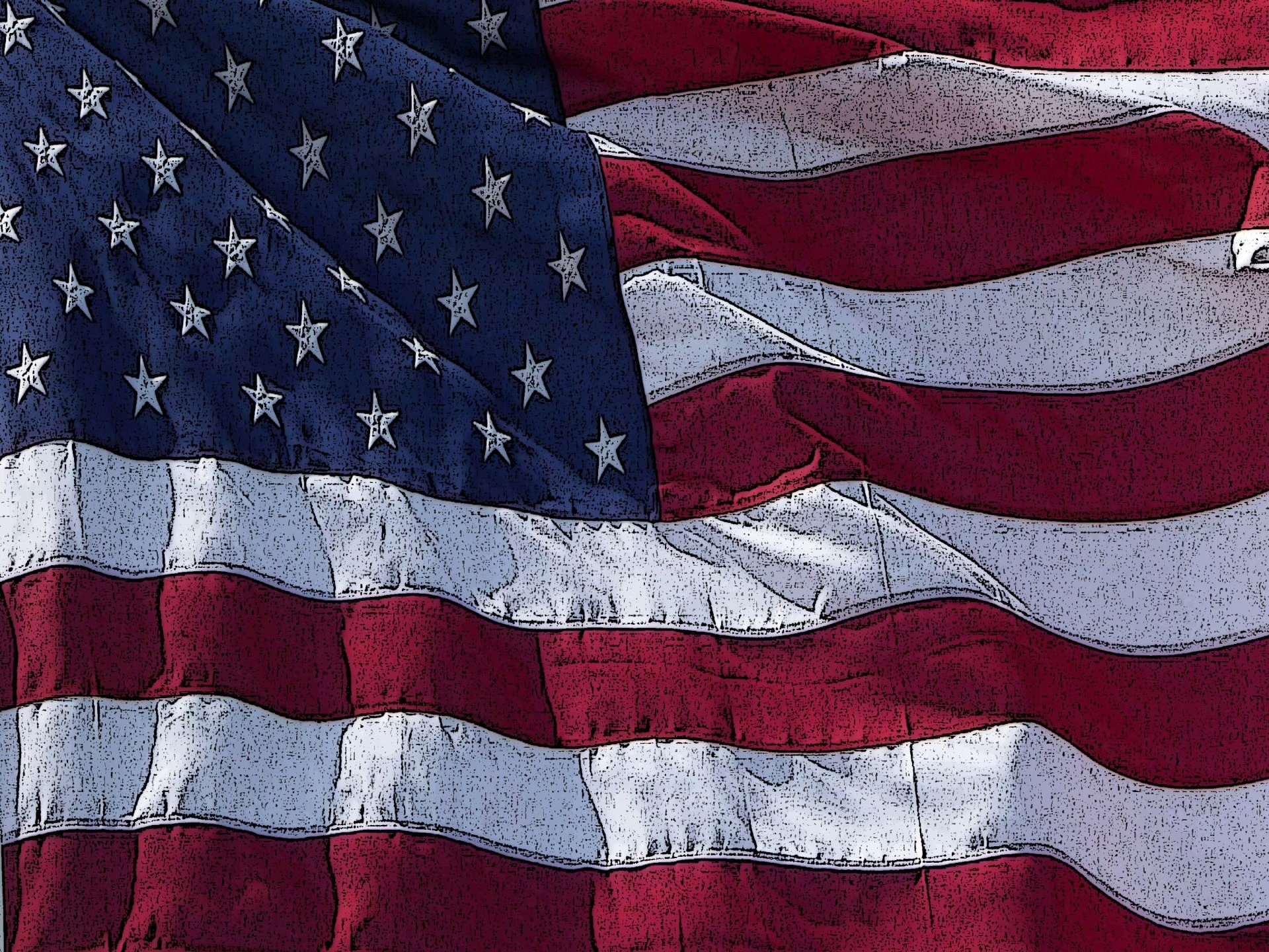 Cool American Flag iPhone Wallpapers