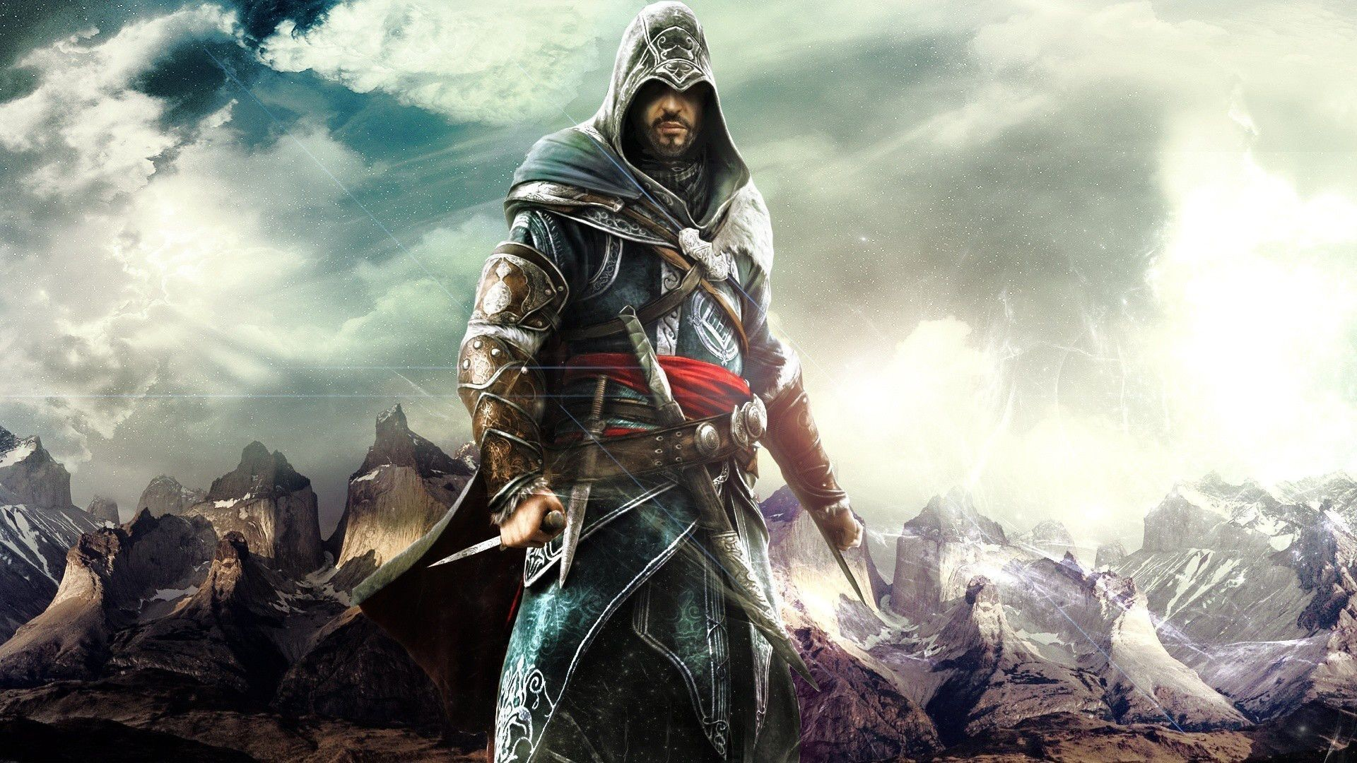 hd wallpaper Games Wallpapers For Mac Ezio The Best Assassin .