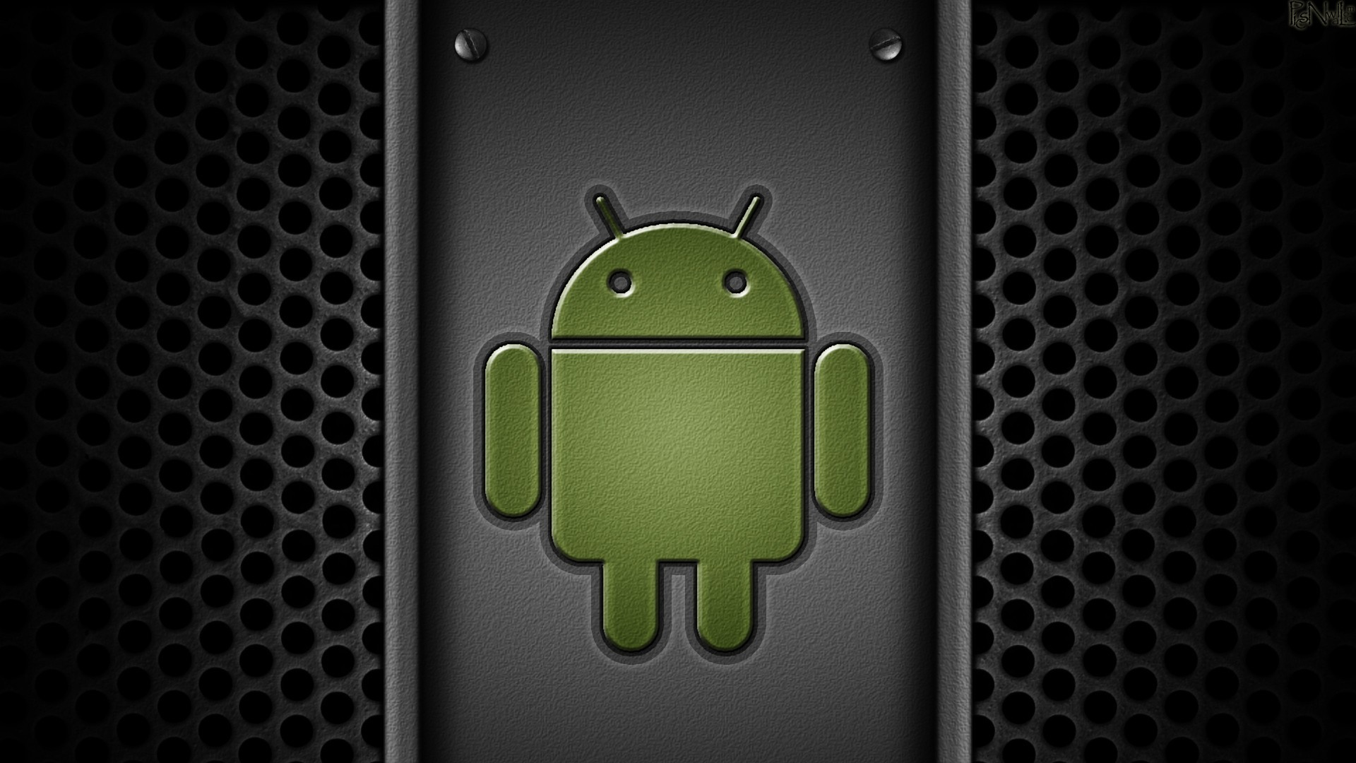 Free Download Android Logo Wallpapers HD.