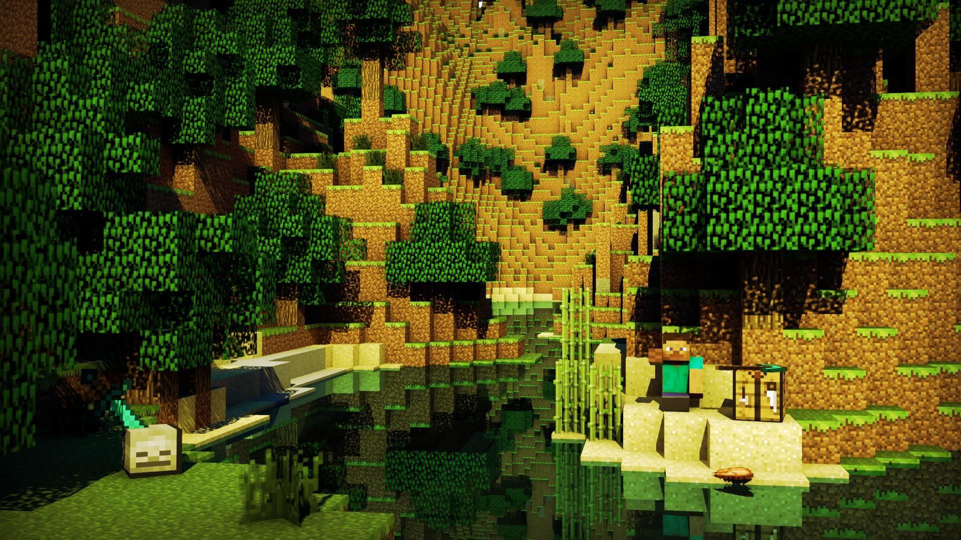 Full HD p Minecraft Wallpapers HD, Desktop Backgrounds Images Minecraft Wallpapers  Wallpapers)