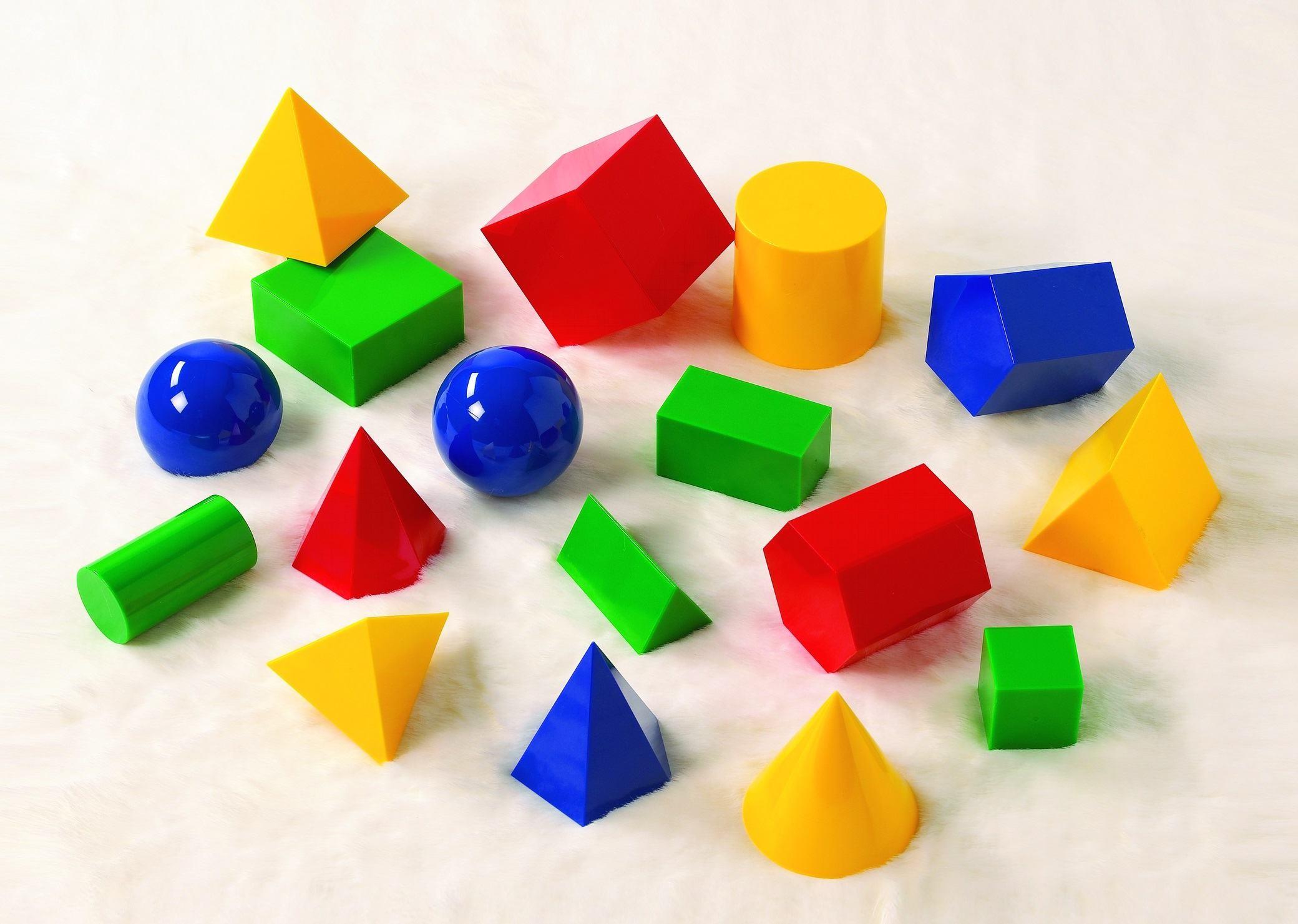 geometric <3 · Geometric ShapesScreen