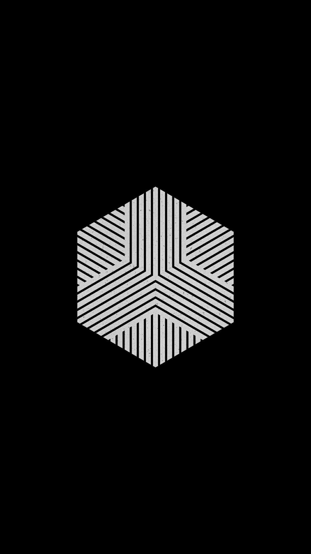 beautiful wallpaper. Geometric Shapes …