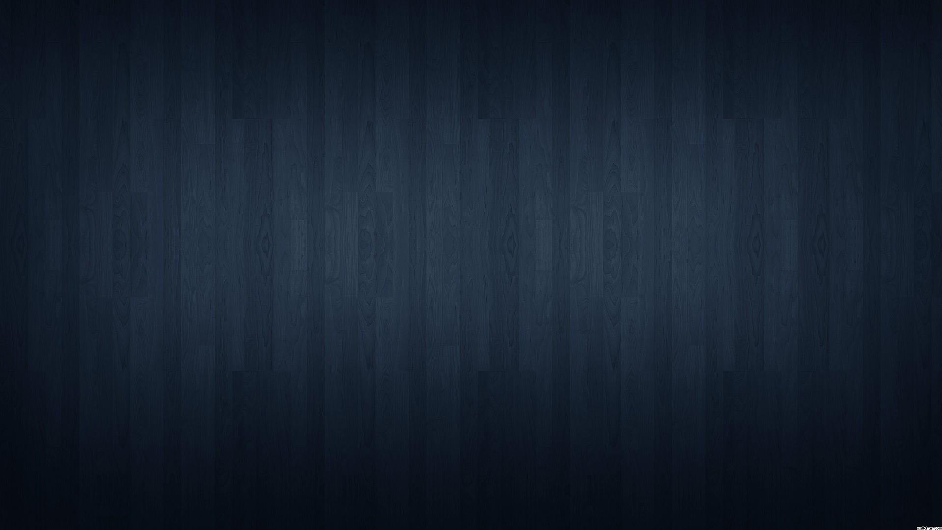 Dark Blue Wood Floor Background Wallpaper