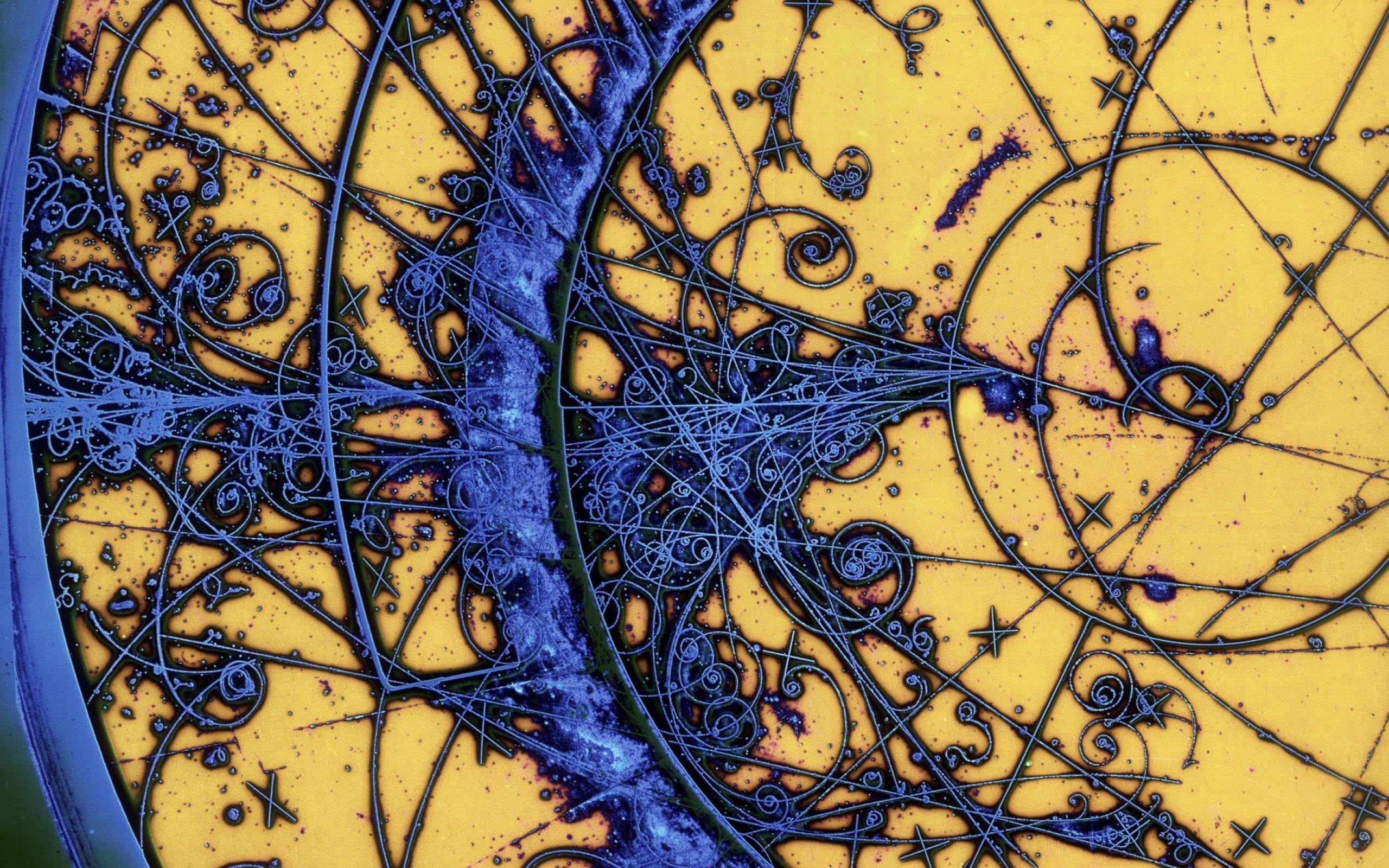 Particle Physics Wallpaper Hd