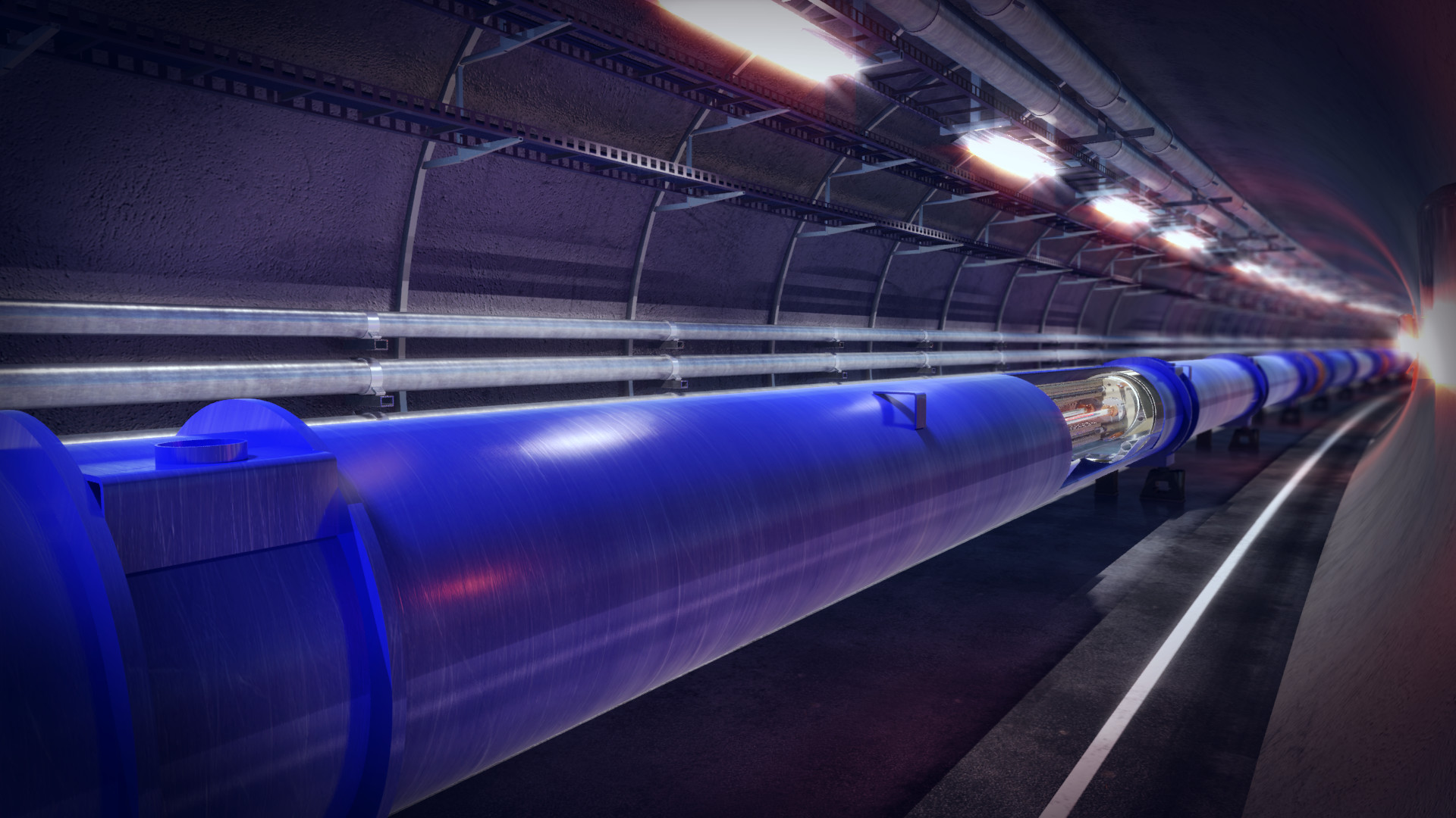 The world's biggest and most expensive scientific experiment is ready to  re-start