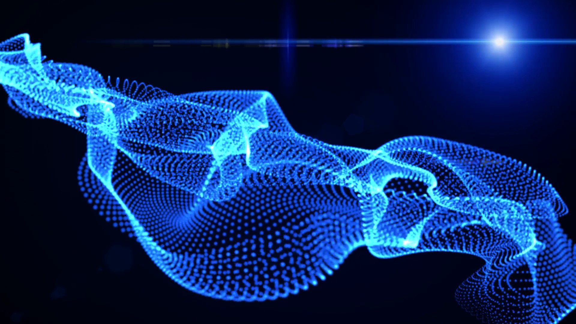 Abstract Wave with Particle System – Blender Stack Exchange