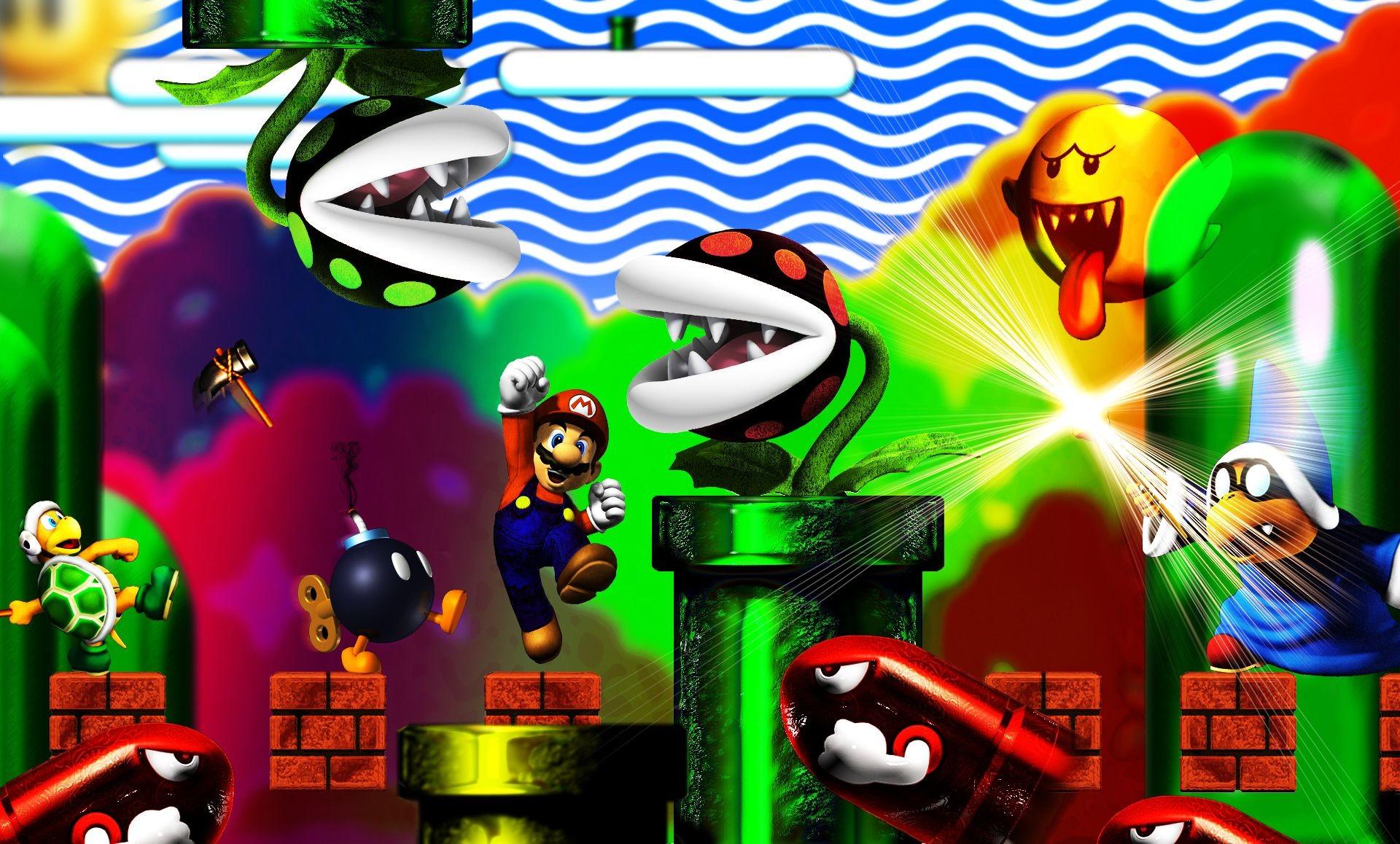Super Mario – Escape Plan by Hermesr0128 on DeviantArt