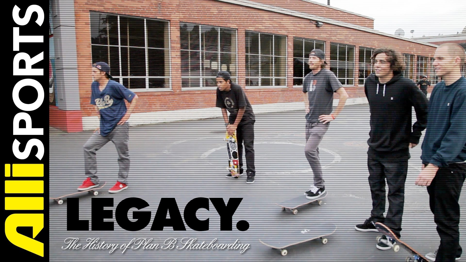 Plan B On The Road in Seattle | Legacy. The History of Plan B Skateboarding  – YouTube