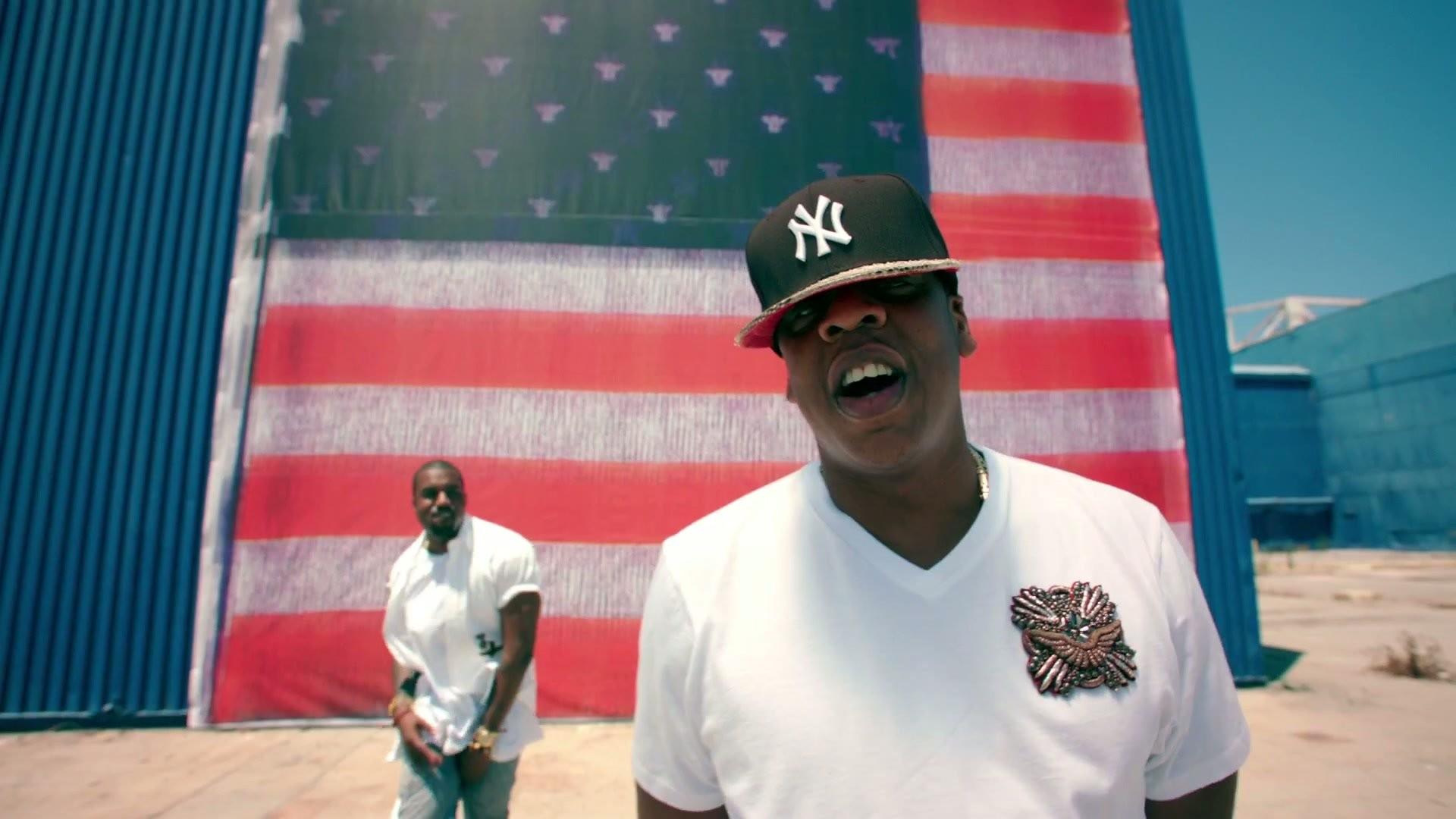 Jay Z Kanye West Otis …