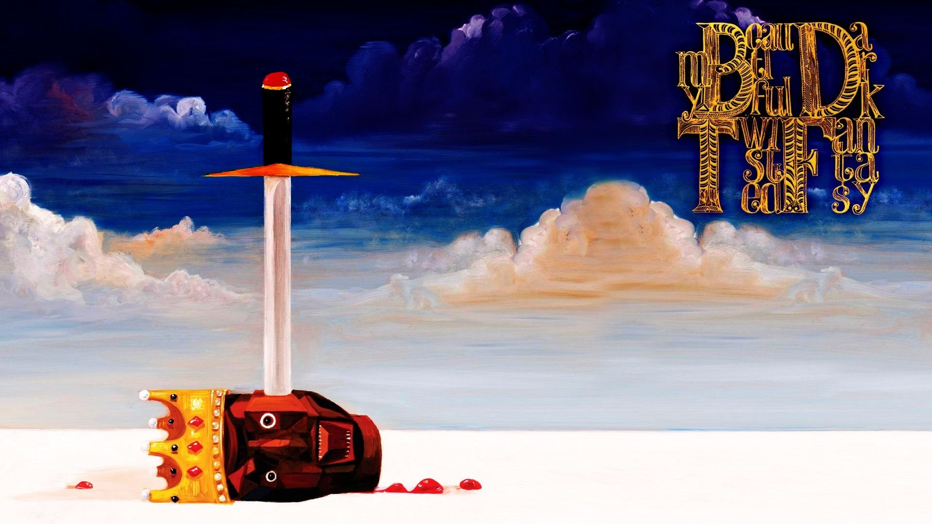 Kanye West Power Album Cover