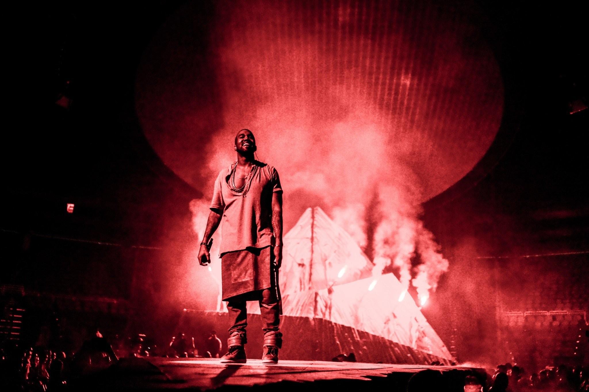 Yeezus Kanye West 121095
