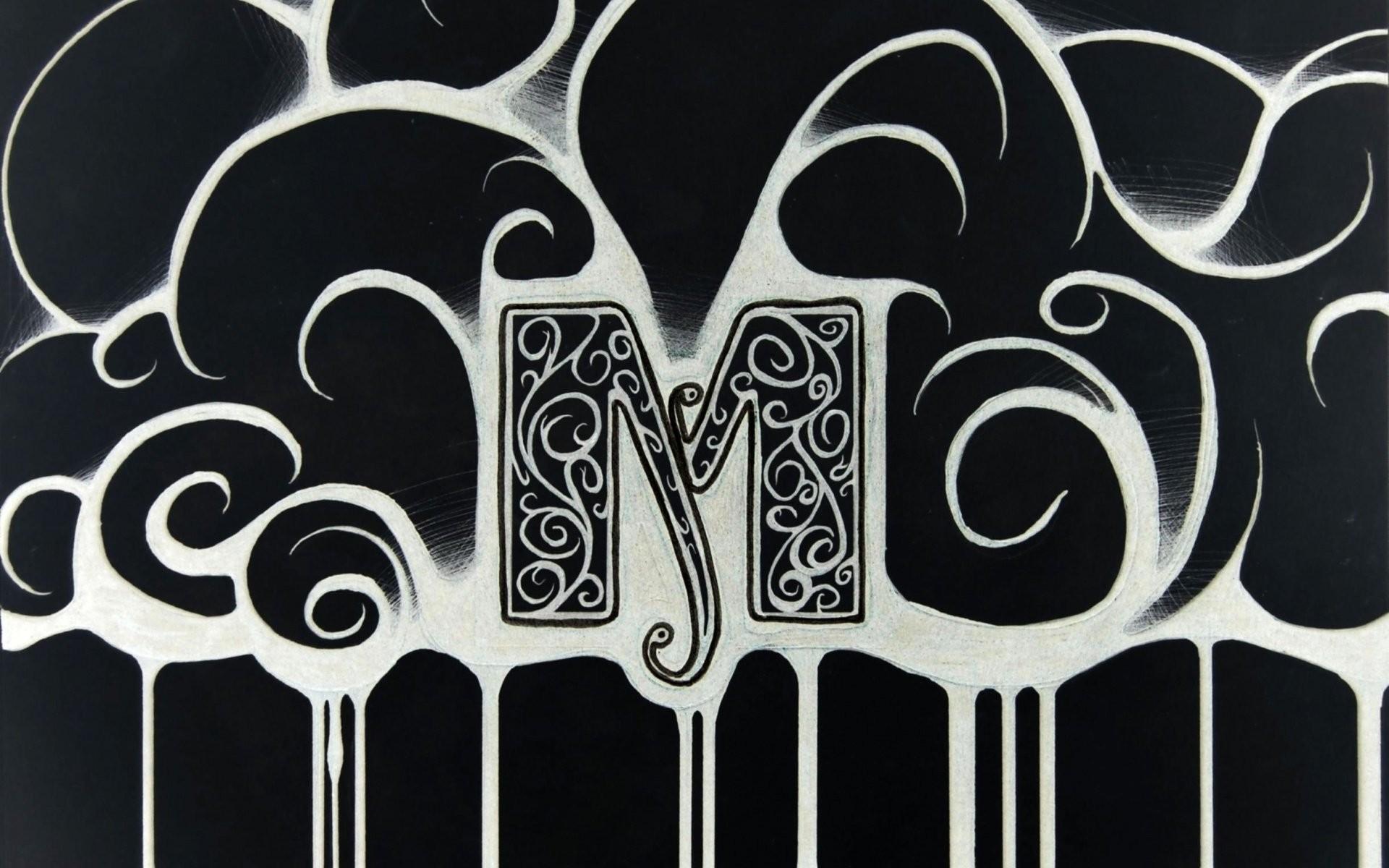M Letter; letter 696373