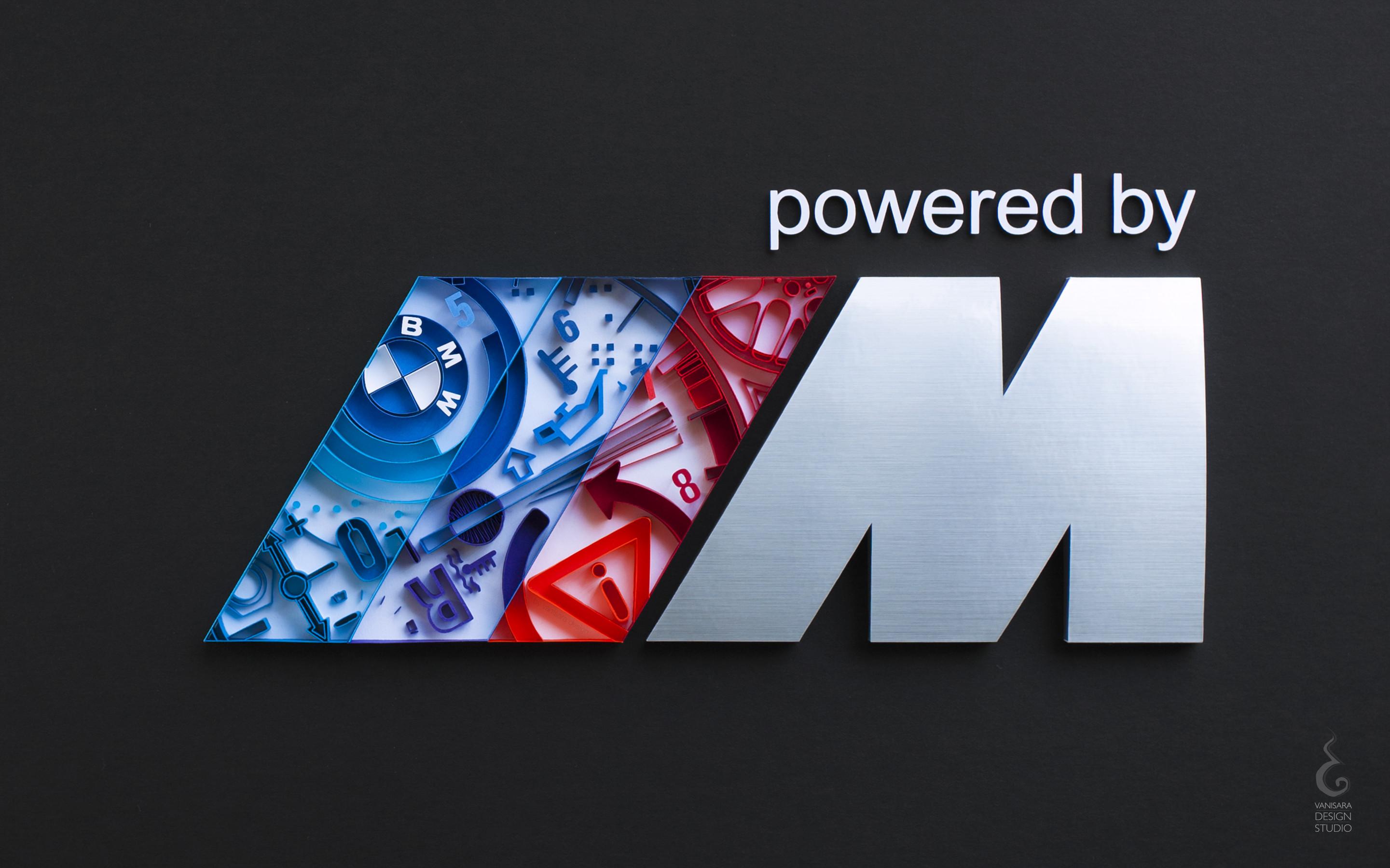 BMW M Art Desktop Wallpapers