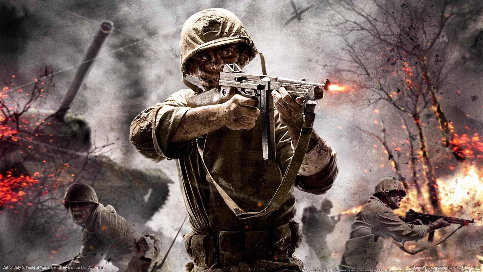 Call Of Duty World At War 493166