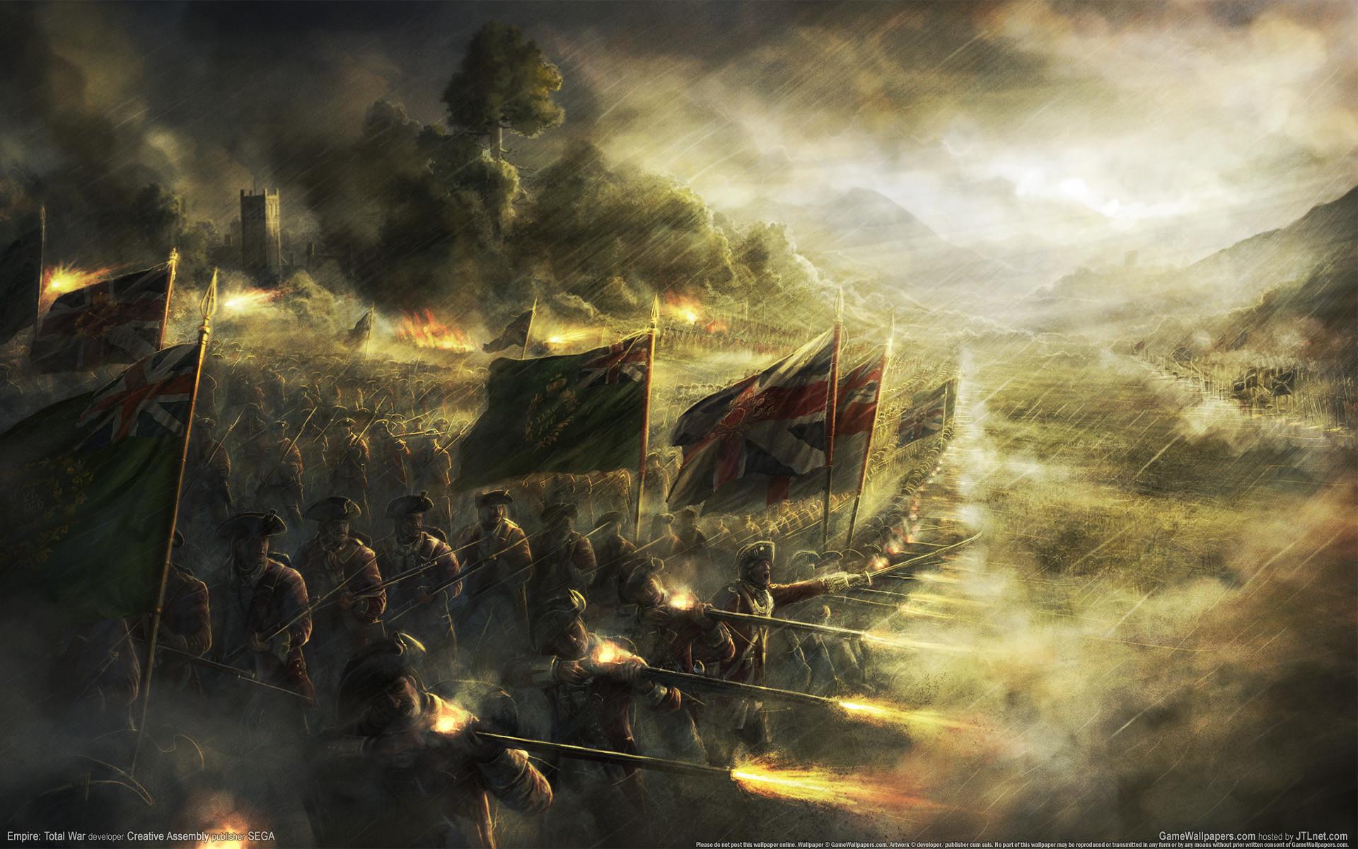 Empire Total War 4 wallpapers (14 Wallpapers)