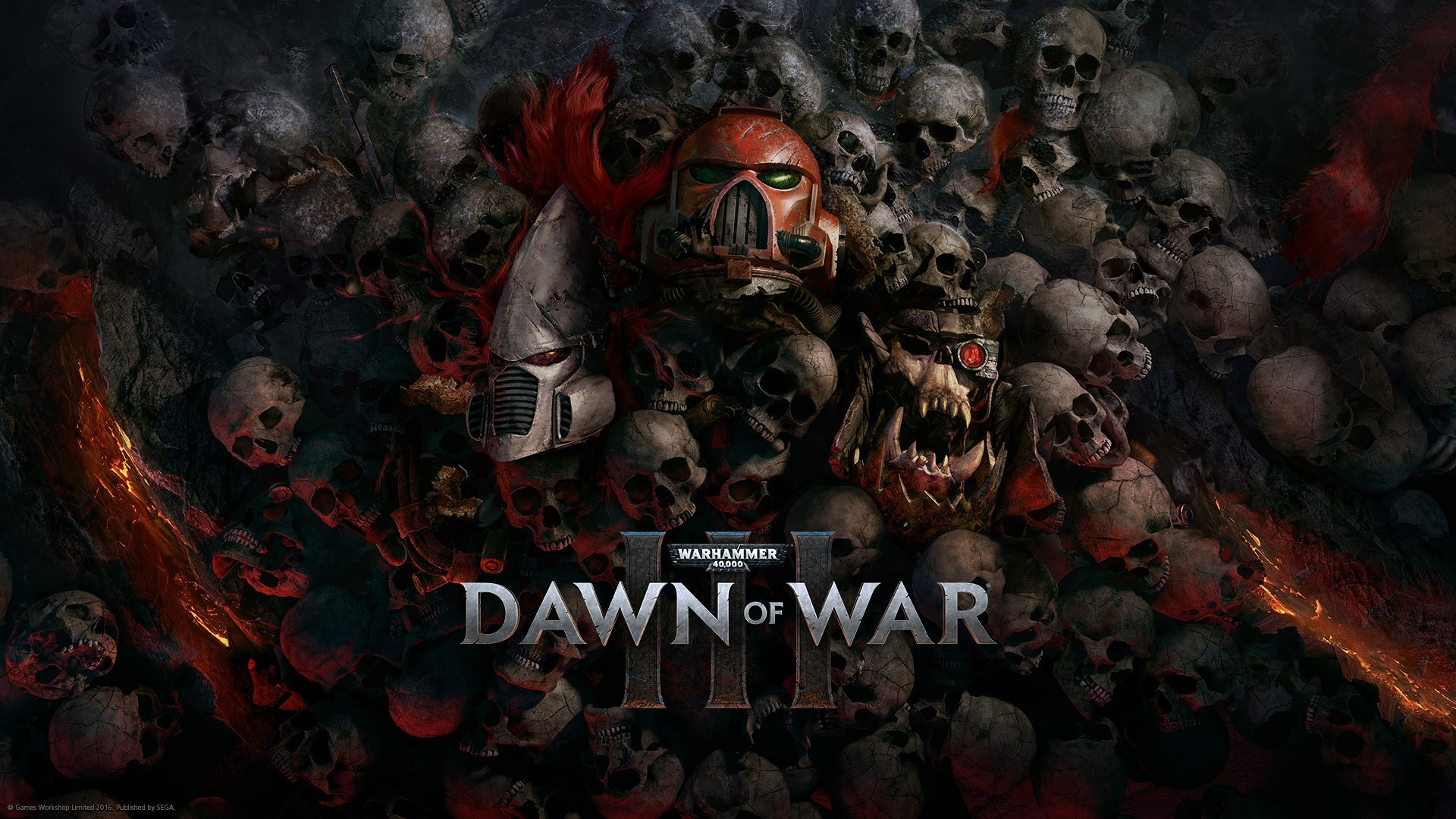 Warhammer 40,000: Dawn of War III wallpapers cool HD
